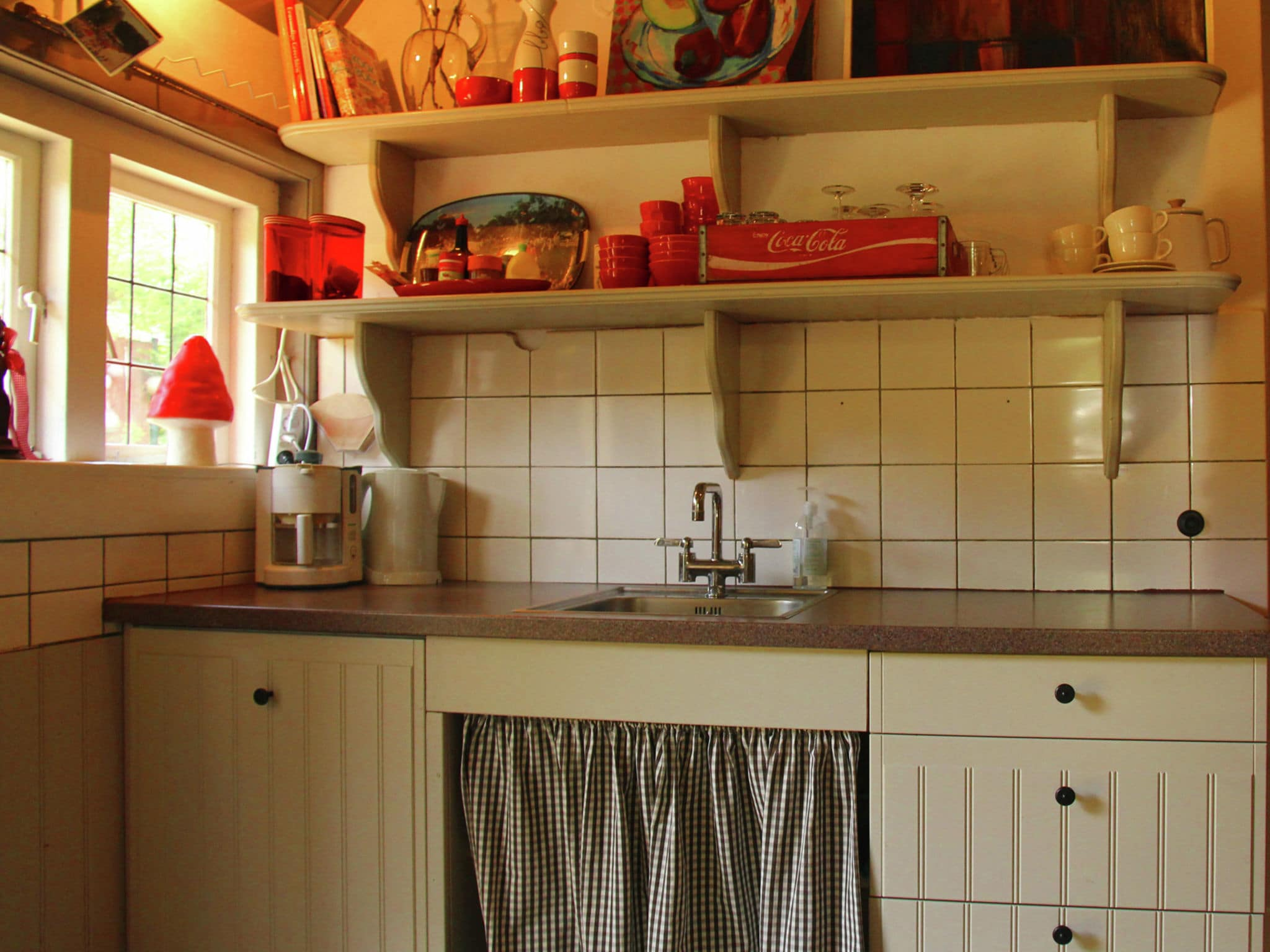 Holland | North Sea Coast North | Holiday home Wijze Uil Schoorl | all year | Kitchen