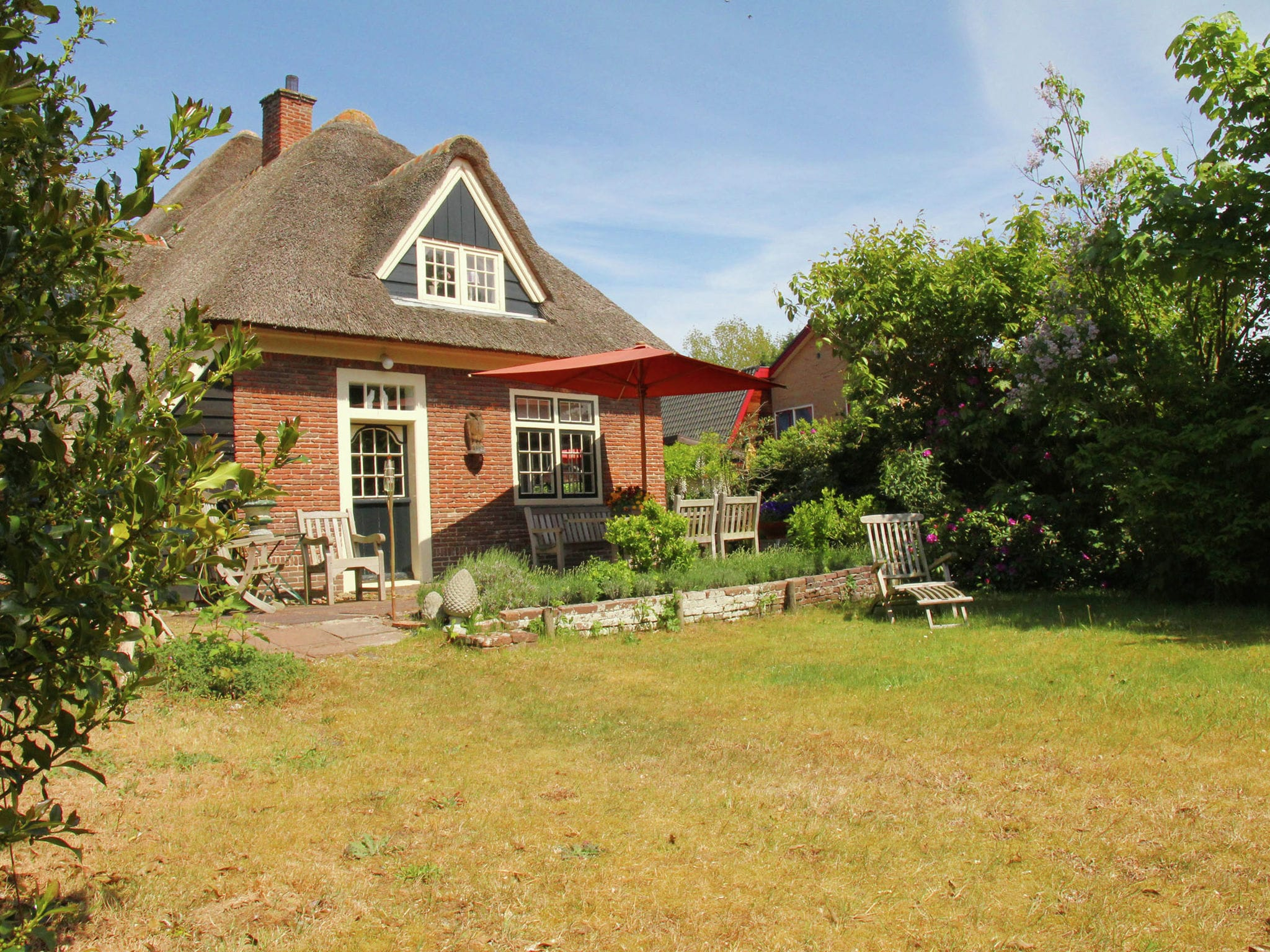 Holland | North Sea Coast North | Holiday home Wijze Uil Schoorl | all year | ExteriorSummer