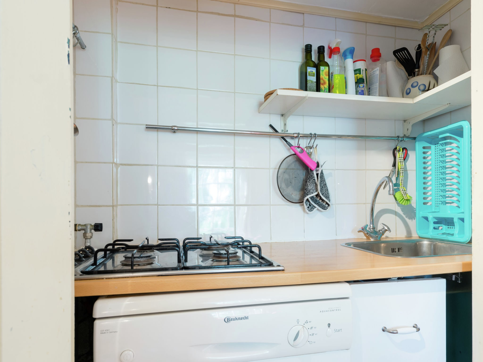 Holland | North Sea Coast North | Holiday home Harrekidee | all year | Kitchen
