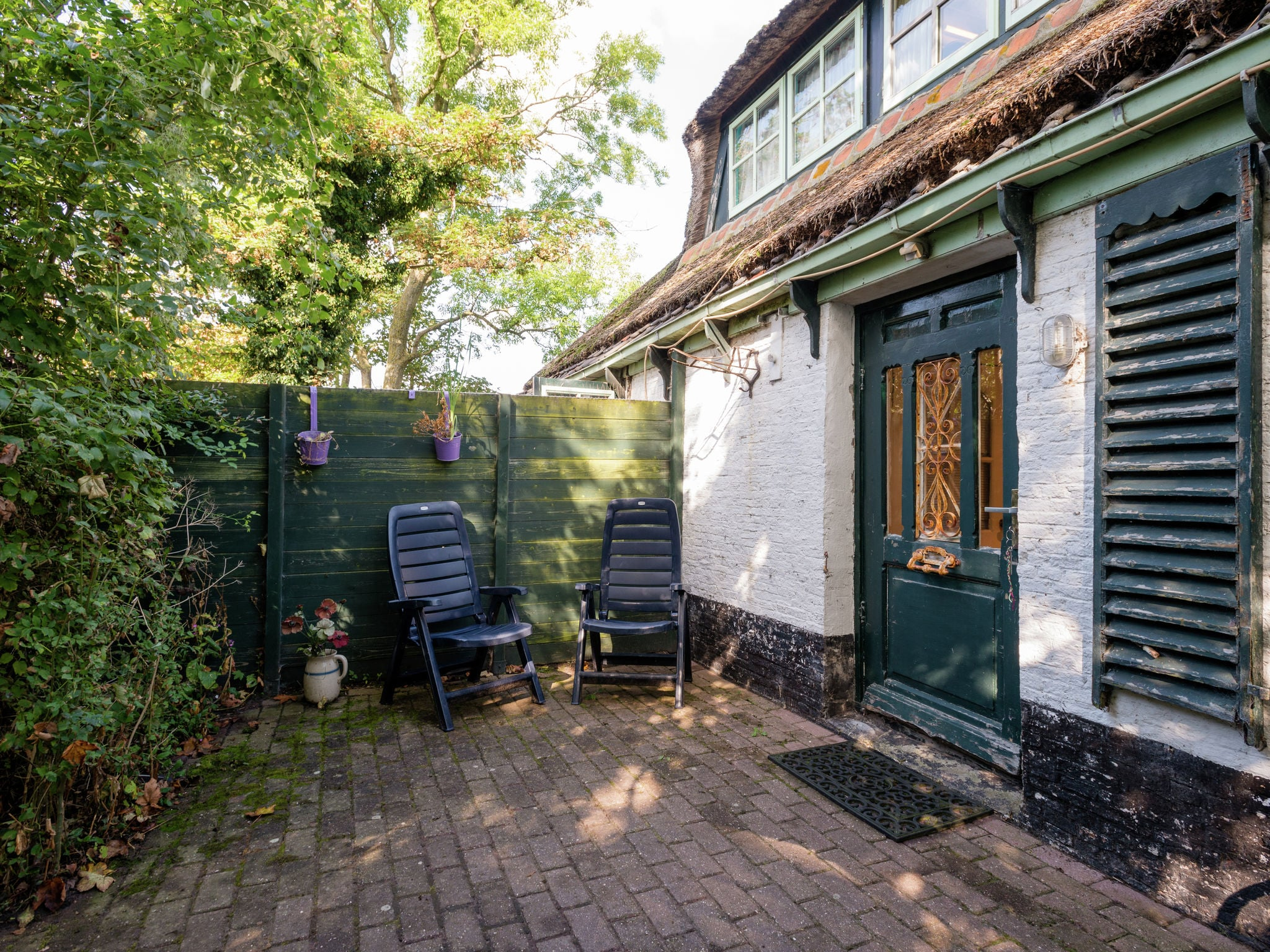 Holland | North Sea Coast North | Holiday home Harrekidee | all year | TerraceBalcony