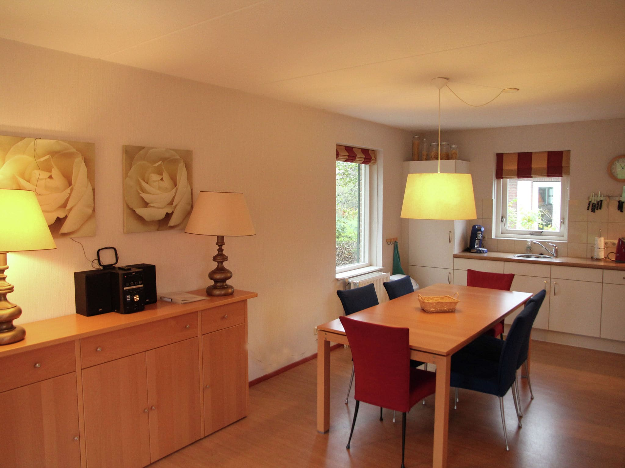 Holland | Zeeland | Holiday home Van der Vlies | all year | DiningRoom