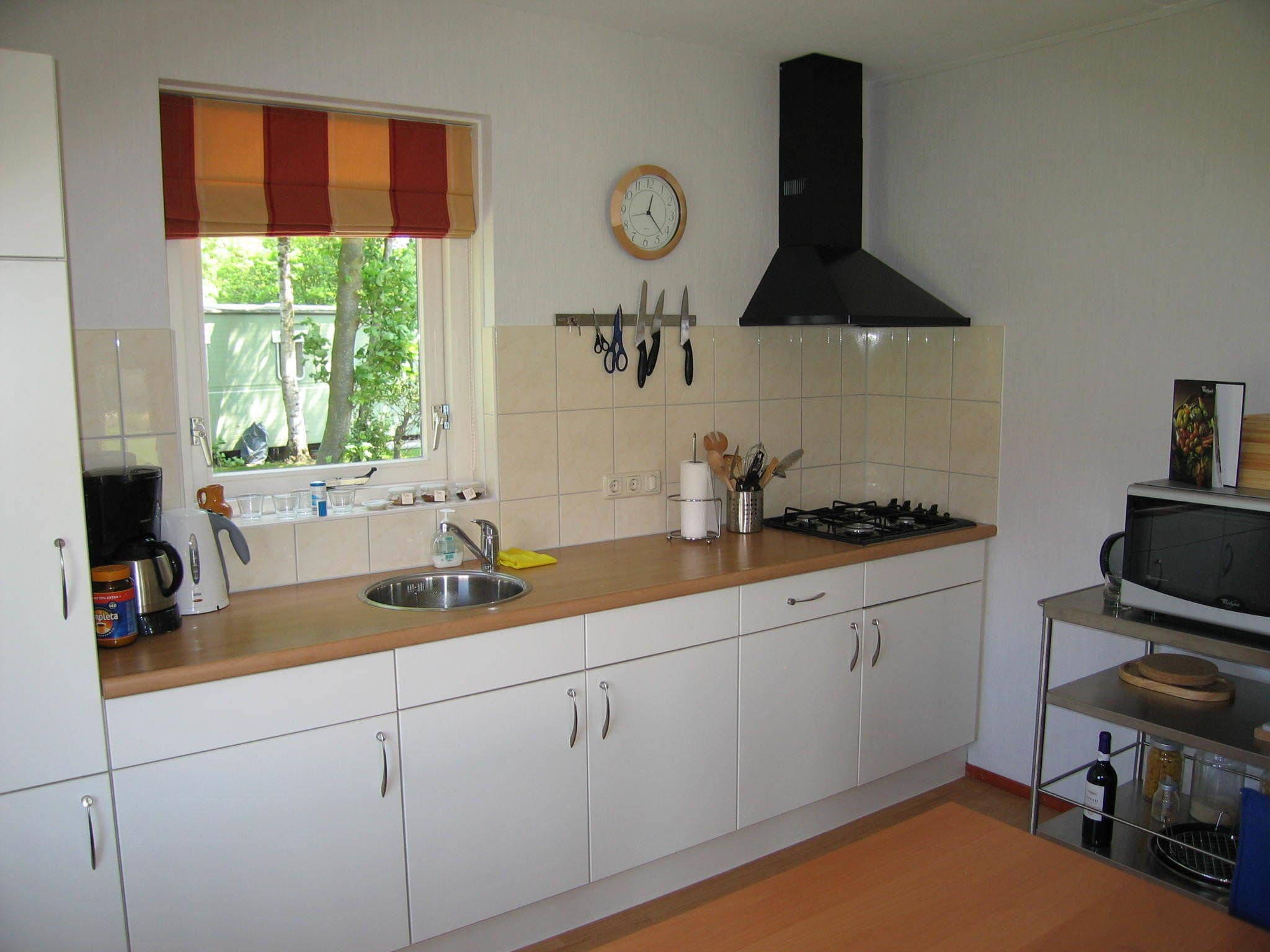 Holland | Zeeland | Holiday home Van der Vlies | all year | Kitchen
