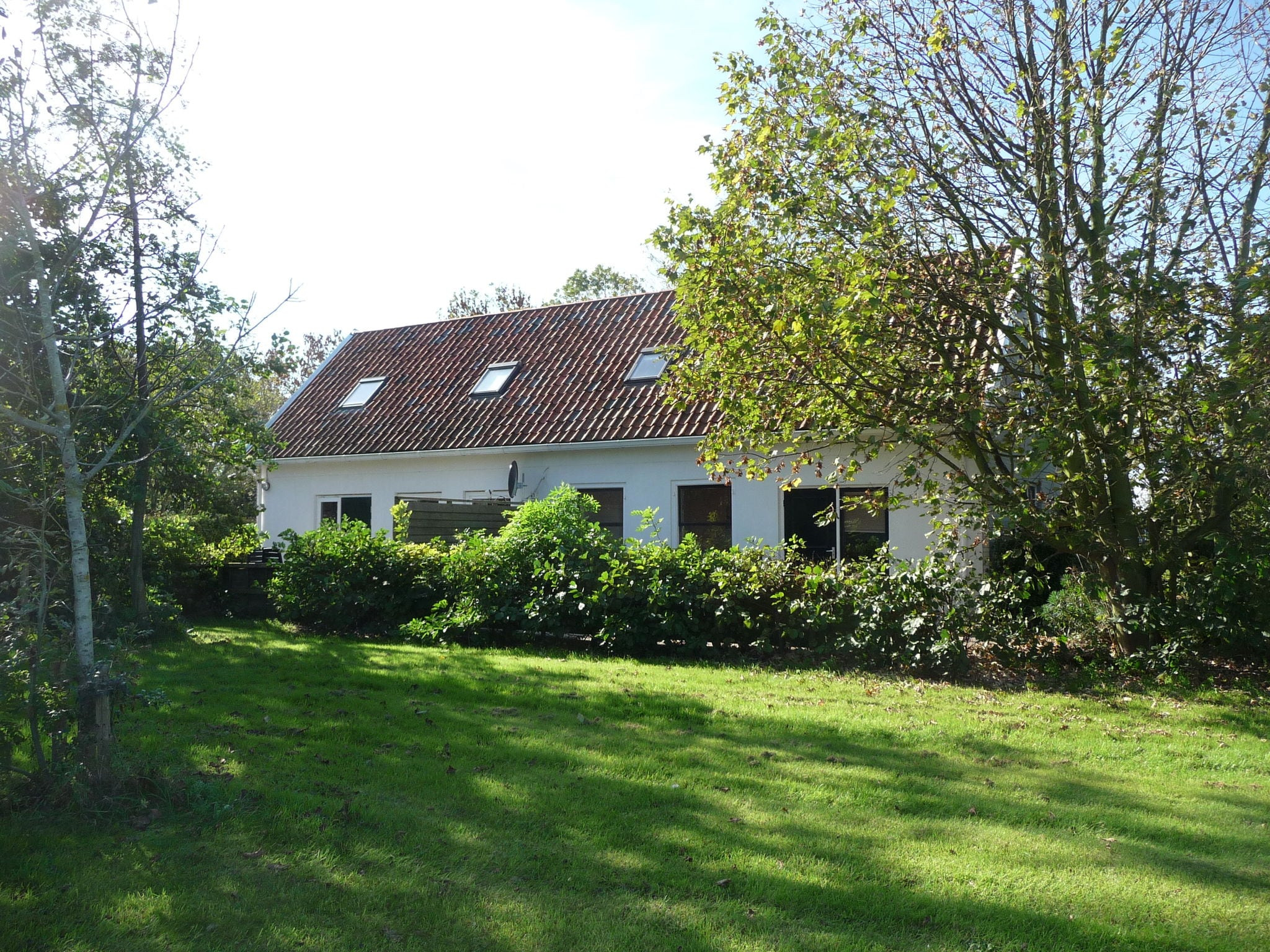 Holland | Zeeland | Holiday home De Notenweide | all year | ExteriorSummer