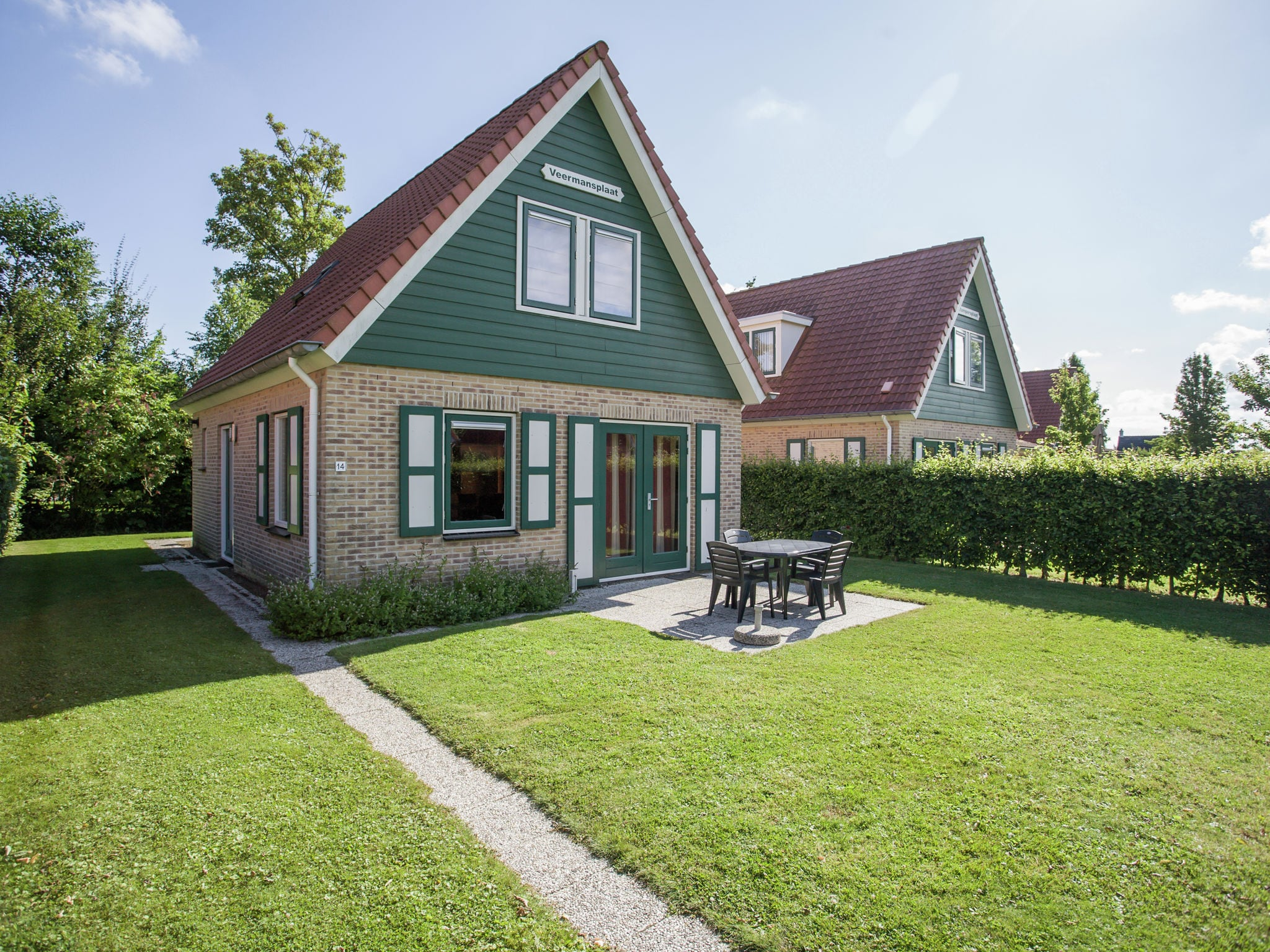 Holland | Zeeland | Holiday home Veermansplaat | all year | RecreationRoom