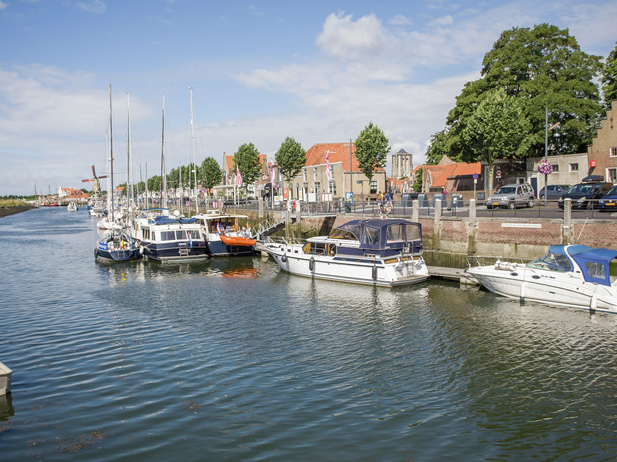 Holland | Zeeland | Holiday home Kabeljauwplaat | all year | AreaSummer20KM