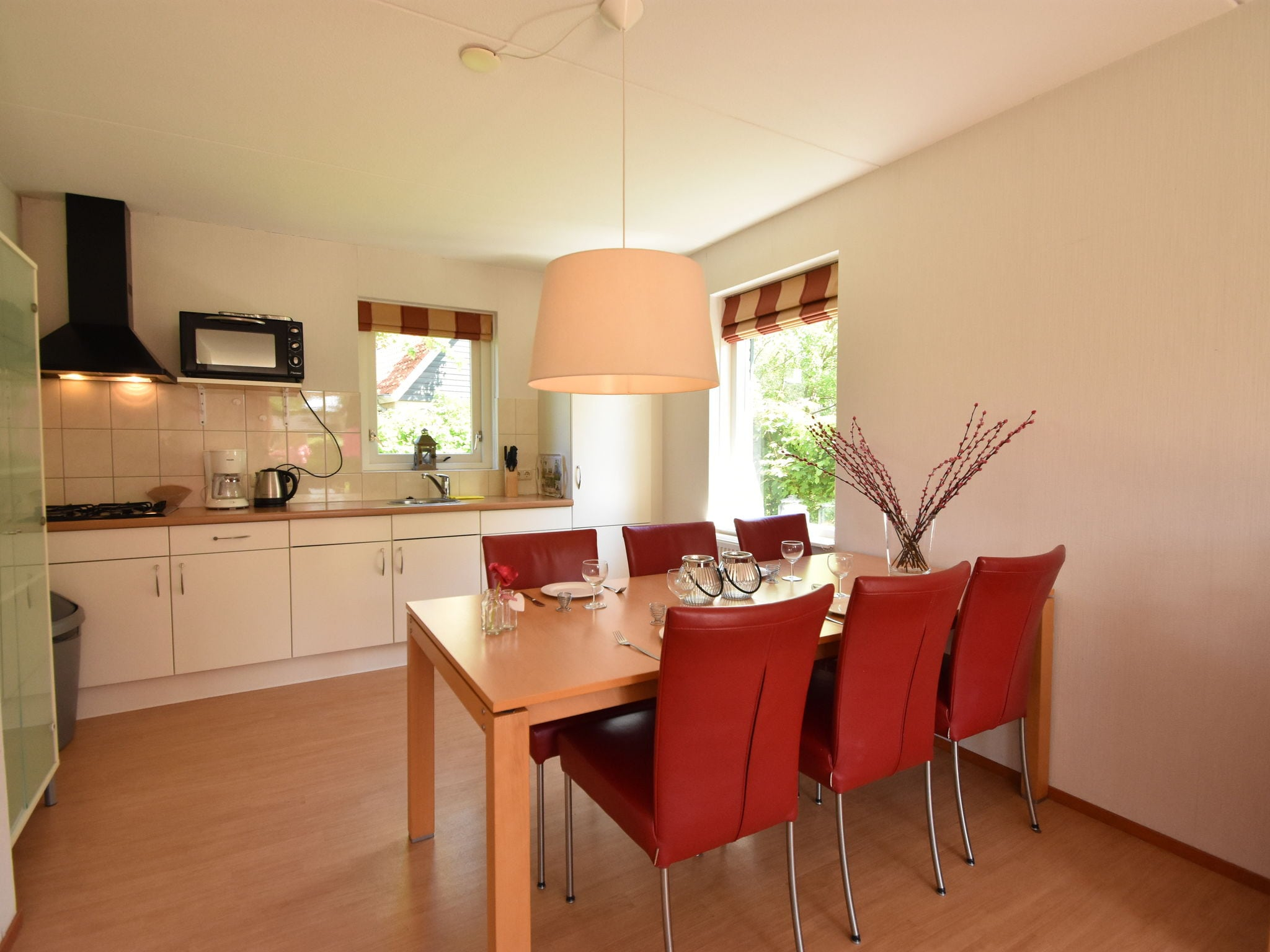 Holland | Zeeland | Holiday home Hompelvoet | all year | Kitchen