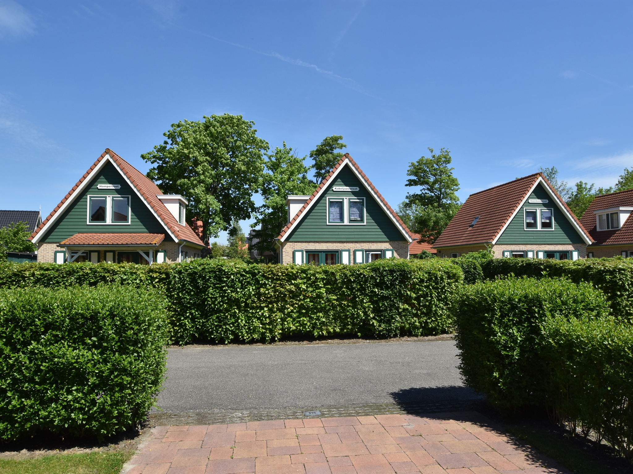 Holland | Zeeland | Holiday home Hompelvoet | all year | ViewSummer