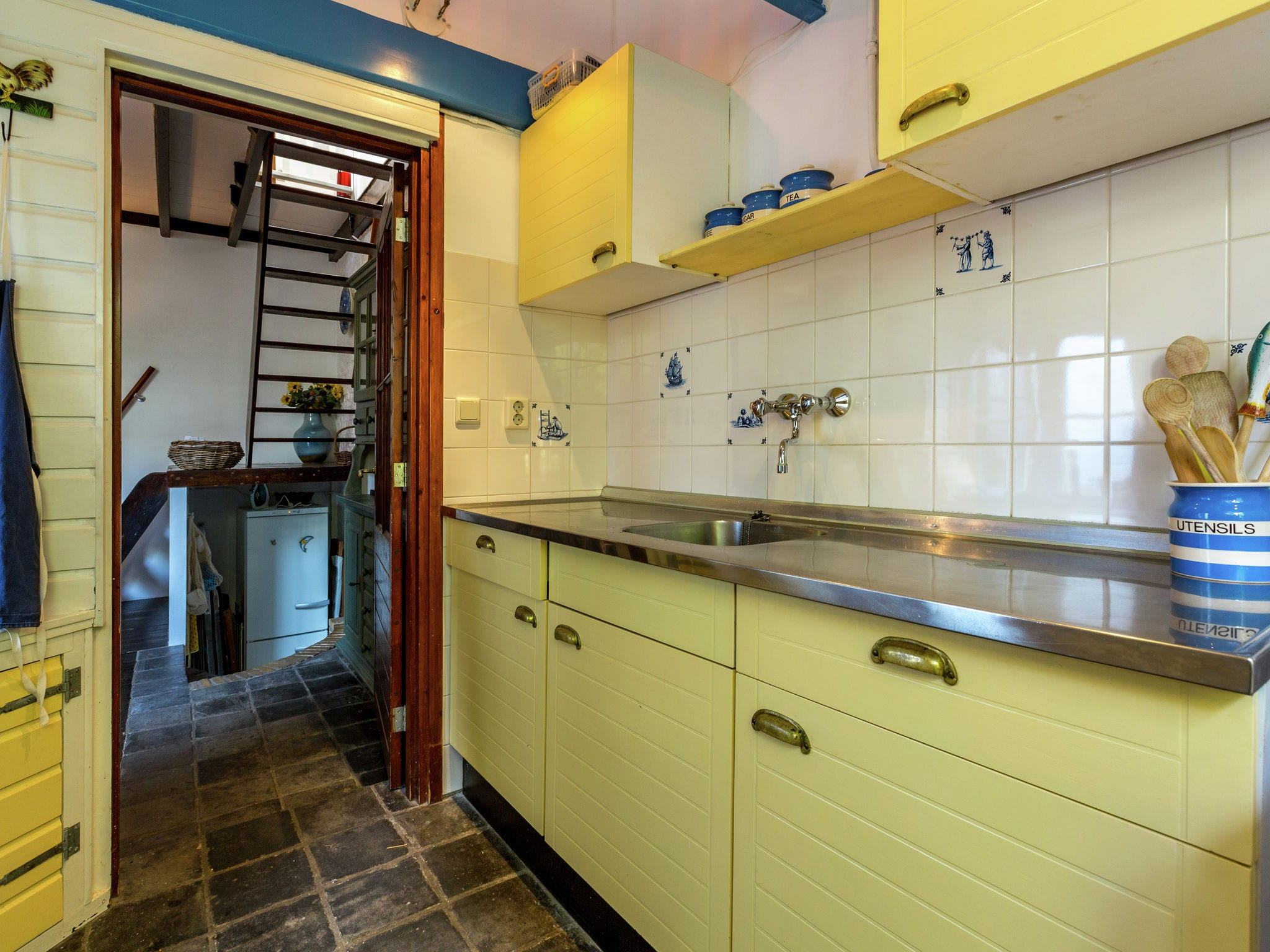 Holland | North Sea Coast South | Holiday home Le Pecheur | all year | Kitchen