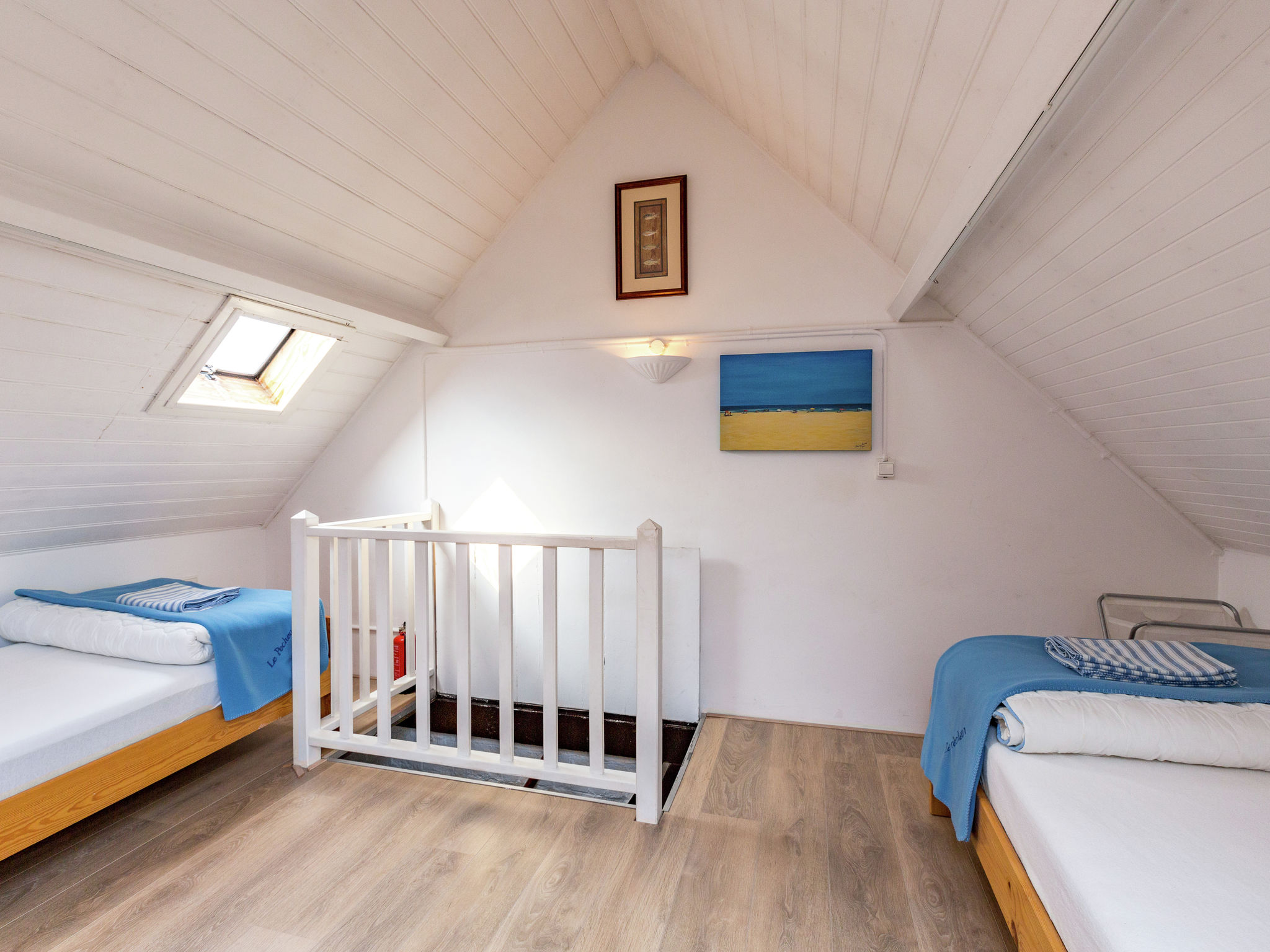 Holland | North Sea Coast South | Holiday home Le Pecheur | all year | BedRoom