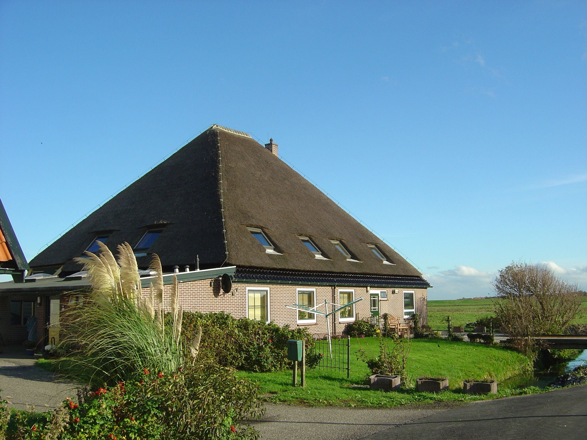 Holland | North Sea Coast North | Holiday home De Eg | all year | ExteriorSummer