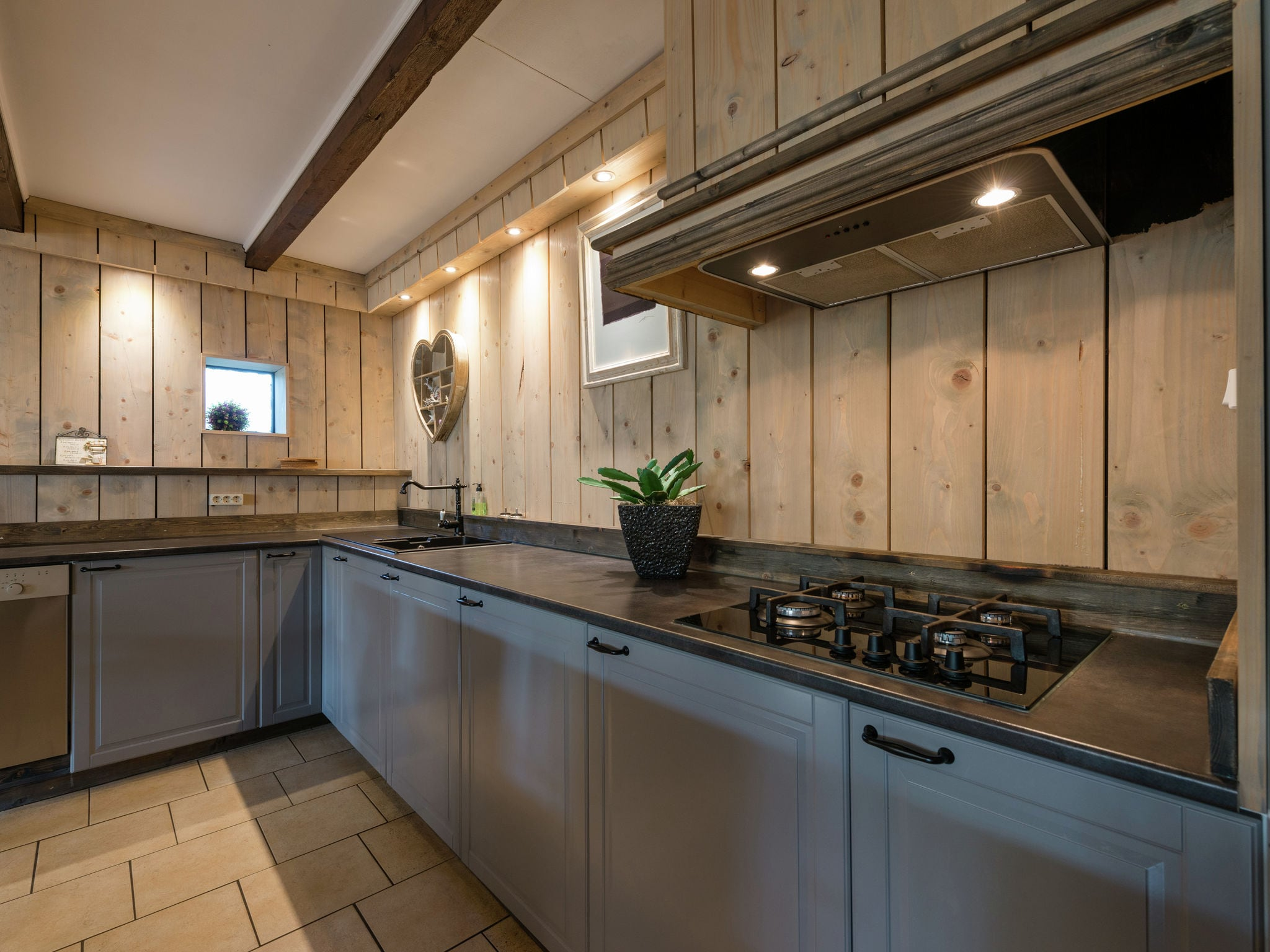 Holland | North Sea Coast North | Holiday home Hoenderhoeve I | all year | Kitchen