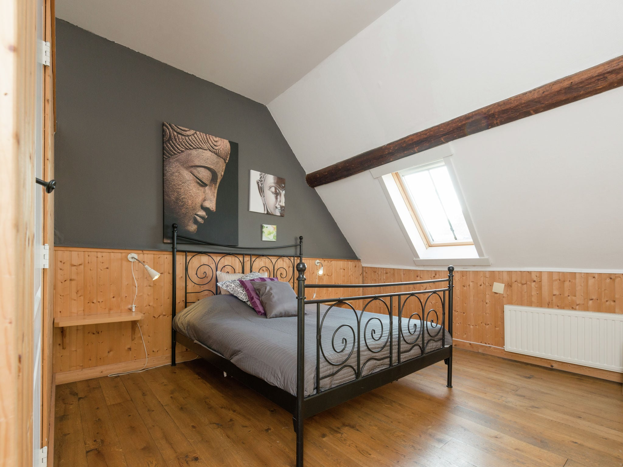 Holland | North Sea Coast North | Holiday home Hoenderhoeve I | all year | BedRoom