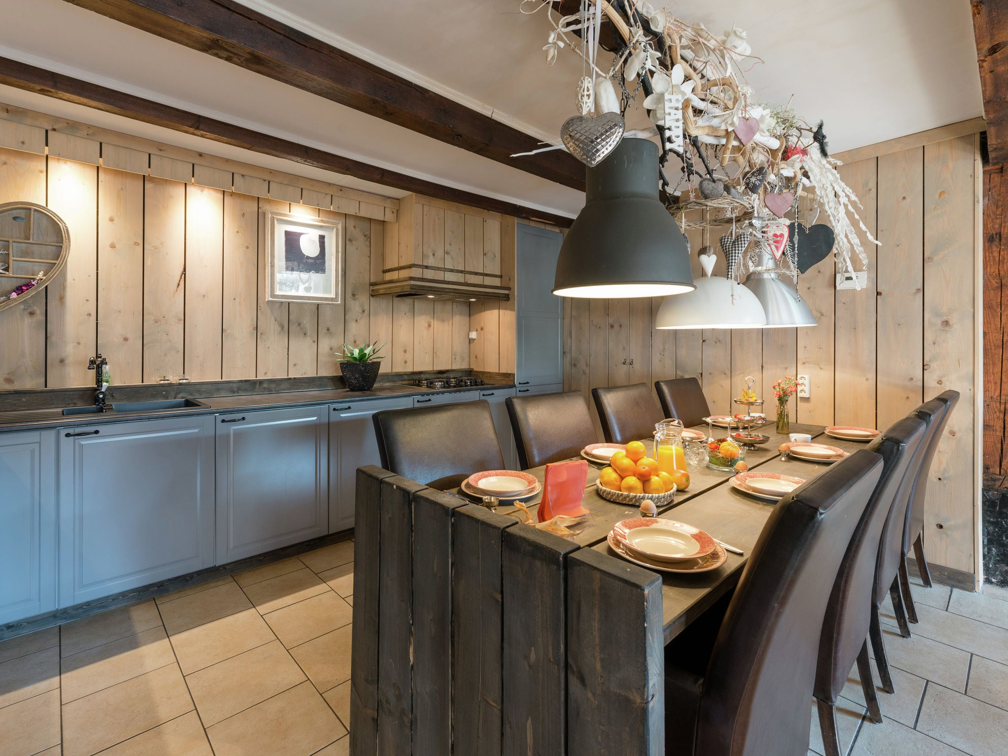 Holland | North Sea Coast North | Holiday home Hoenderhoeve I | all year | DiningRoom
