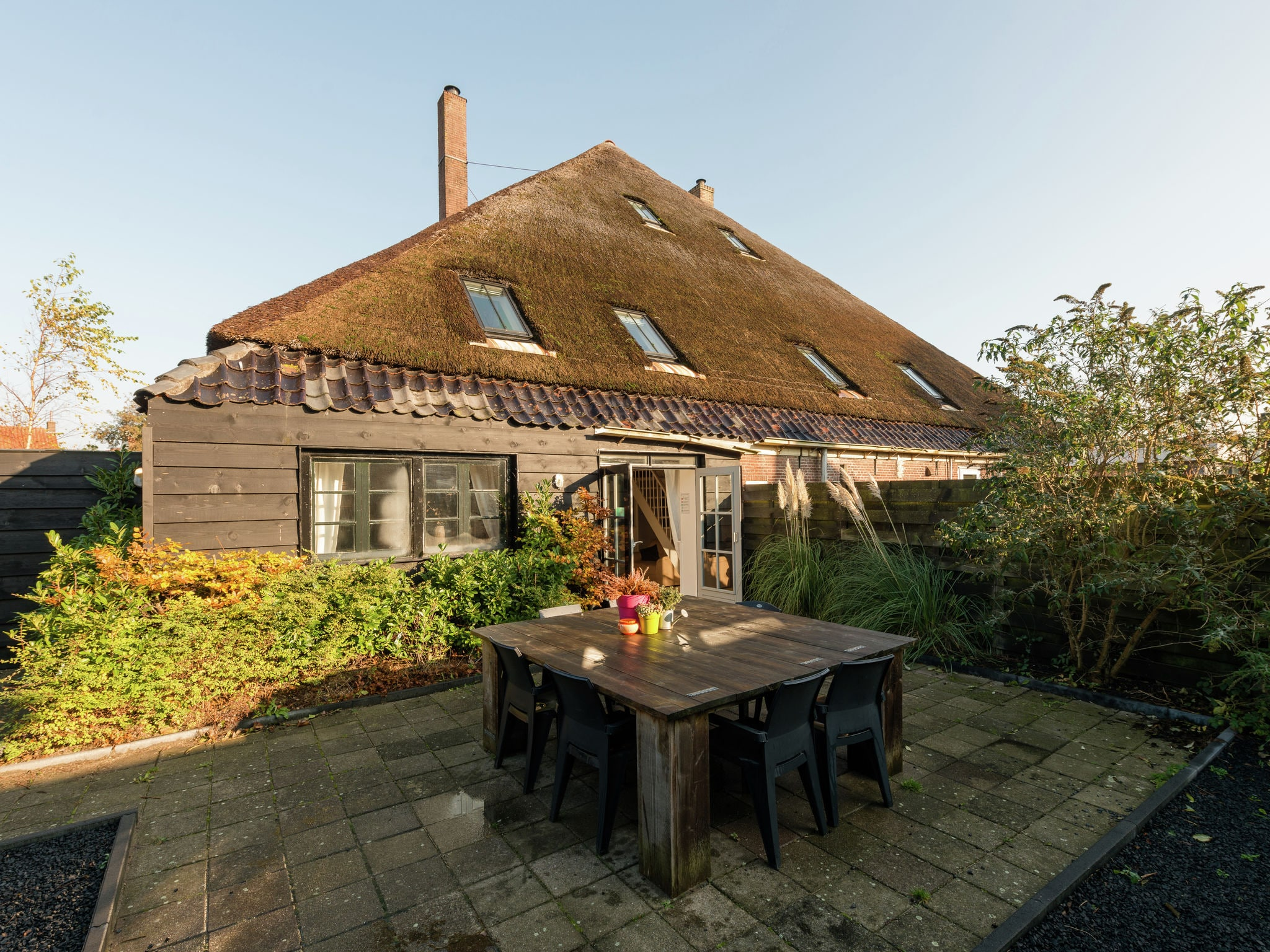 Holland | North Sea Coast North | Holiday home Hoenderhoeve I | all year | GardenSummer