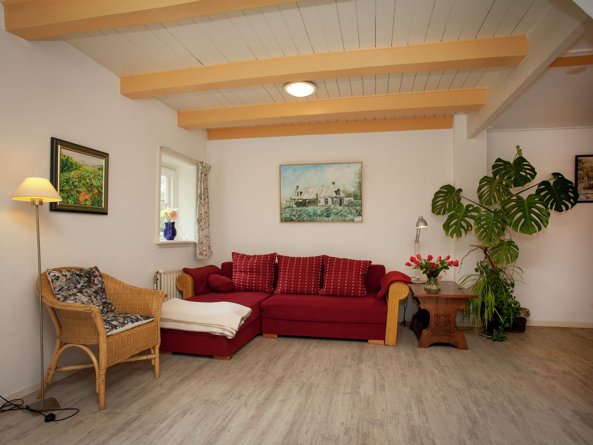 Holland | Wad Islands | Holiday home Anno 1711 | all year | LivingRoom