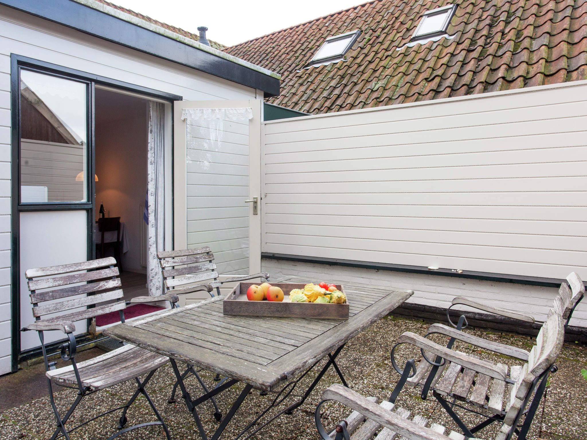 Holland | Wad Islands | Holiday home Anno 1711 | all year | TerraceBalcony