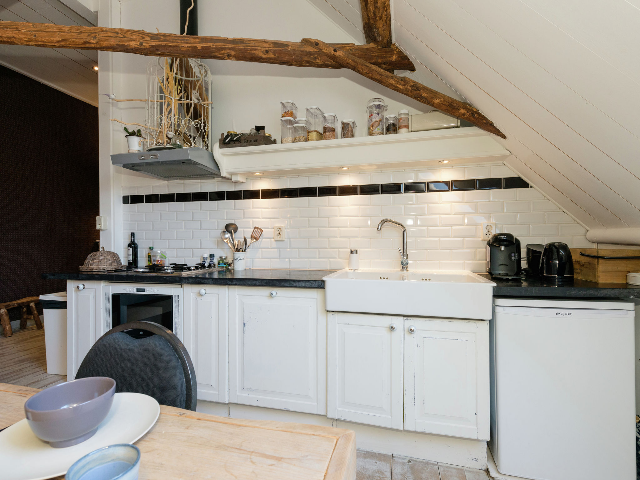 Holland | North Sea Coast North | Holiday home Hoenderhoeve II | all year | Kitchen