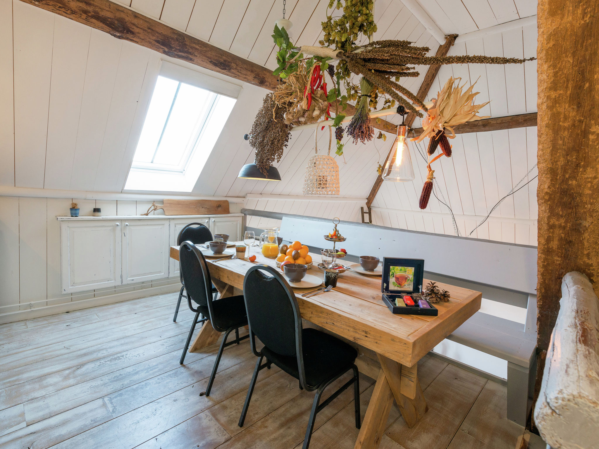 Holland | North Sea Coast North | Holiday home Hoenderhoeve II | all year | DiningRoom