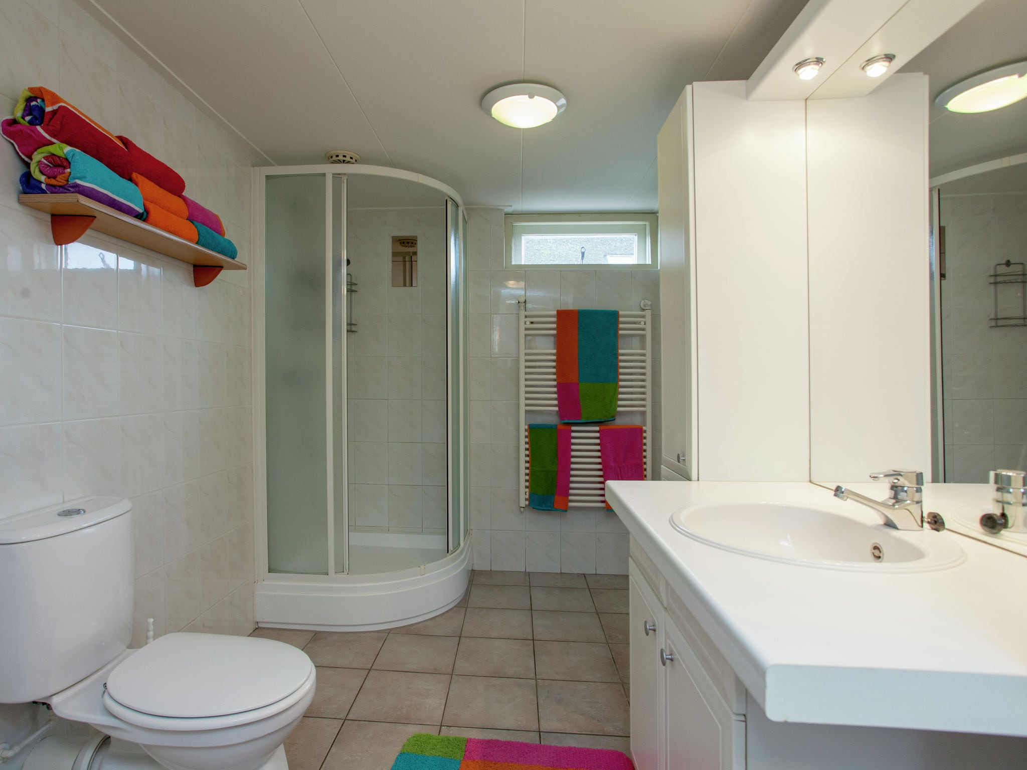 Holland | North Sea Coast North | Holiday home Vrijzicht | all year | BathRoom