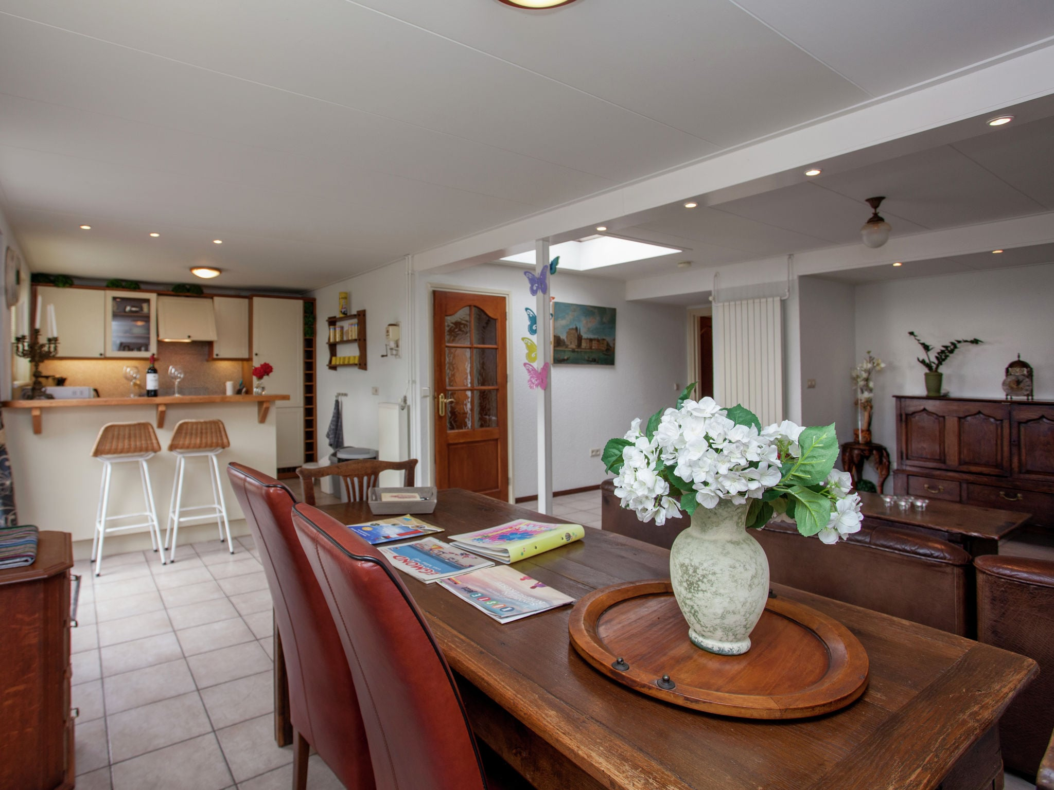 Holland | North Sea Coast North | Holiday home Vrijzicht | all year | DiningRoom