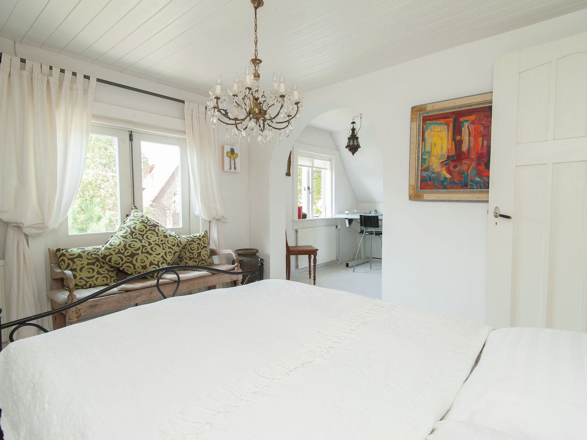 Holland | North Sea Coast North | Holiday home Charming Bergen | all year | BedRoom