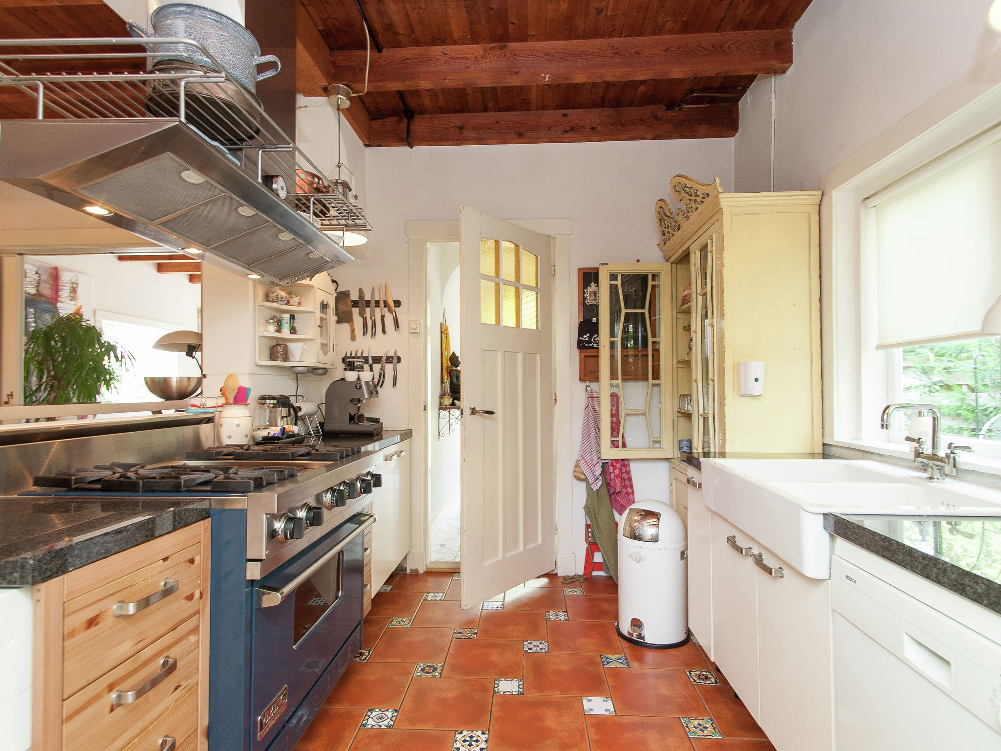 Holland | North Sea Coast North | Holiday home Charming Bergen | all year | Kitchen