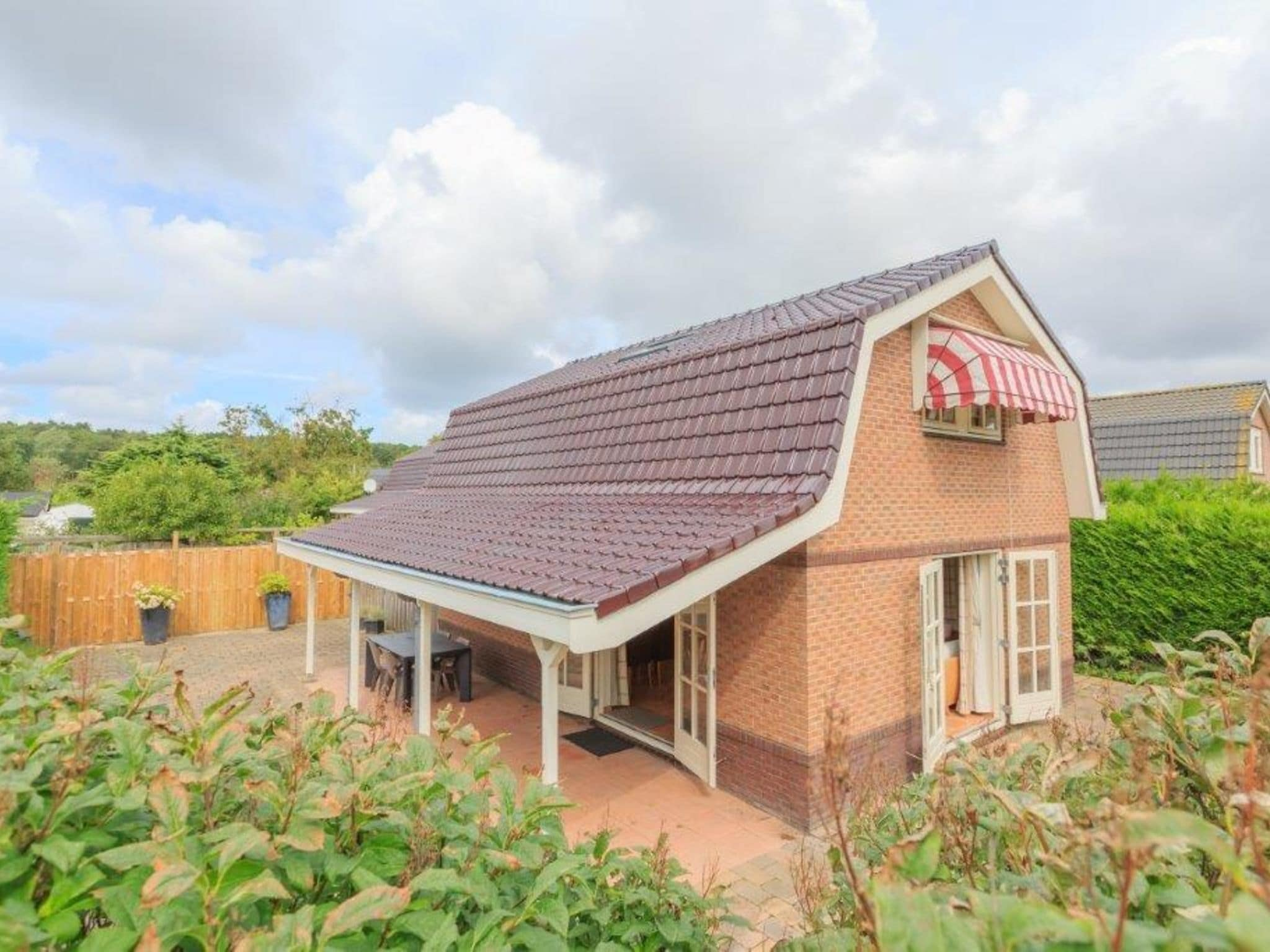 Holland | North Sea Coast South | Holiday home Leeuwenduin | all year | ExteriorSummer