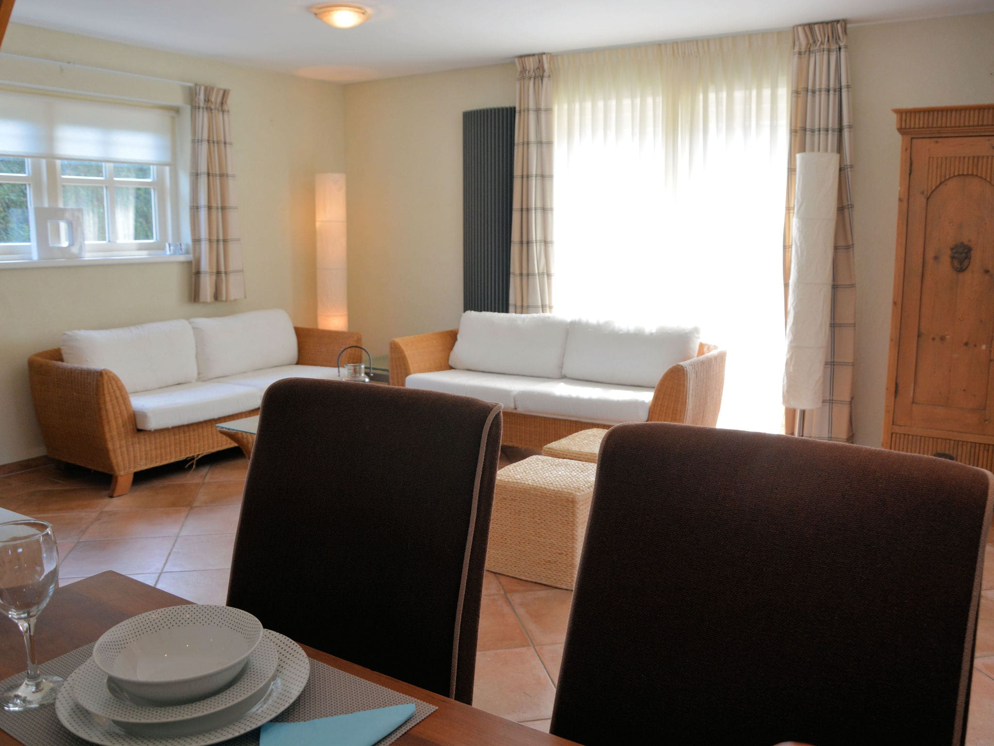 Holland | North Sea Coast South | Holiday home Leeuwenduin | all year | LivingRoom