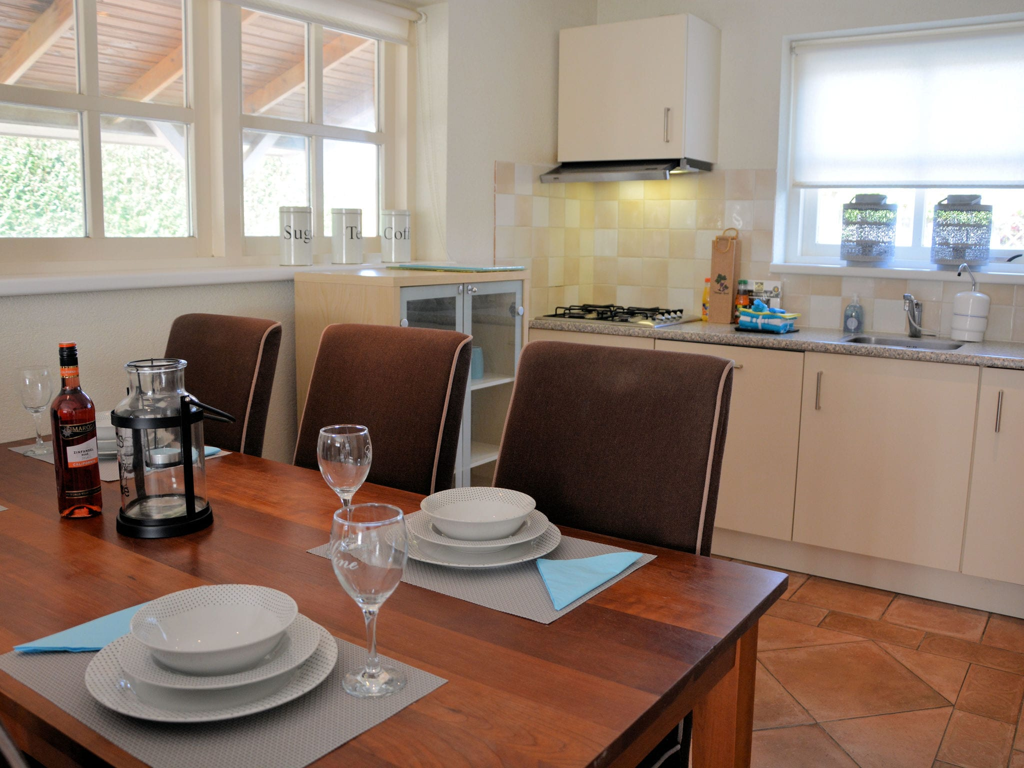 Holland | North Sea Coast South | Holiday home Leeuwenduin | all year | DiningRoom