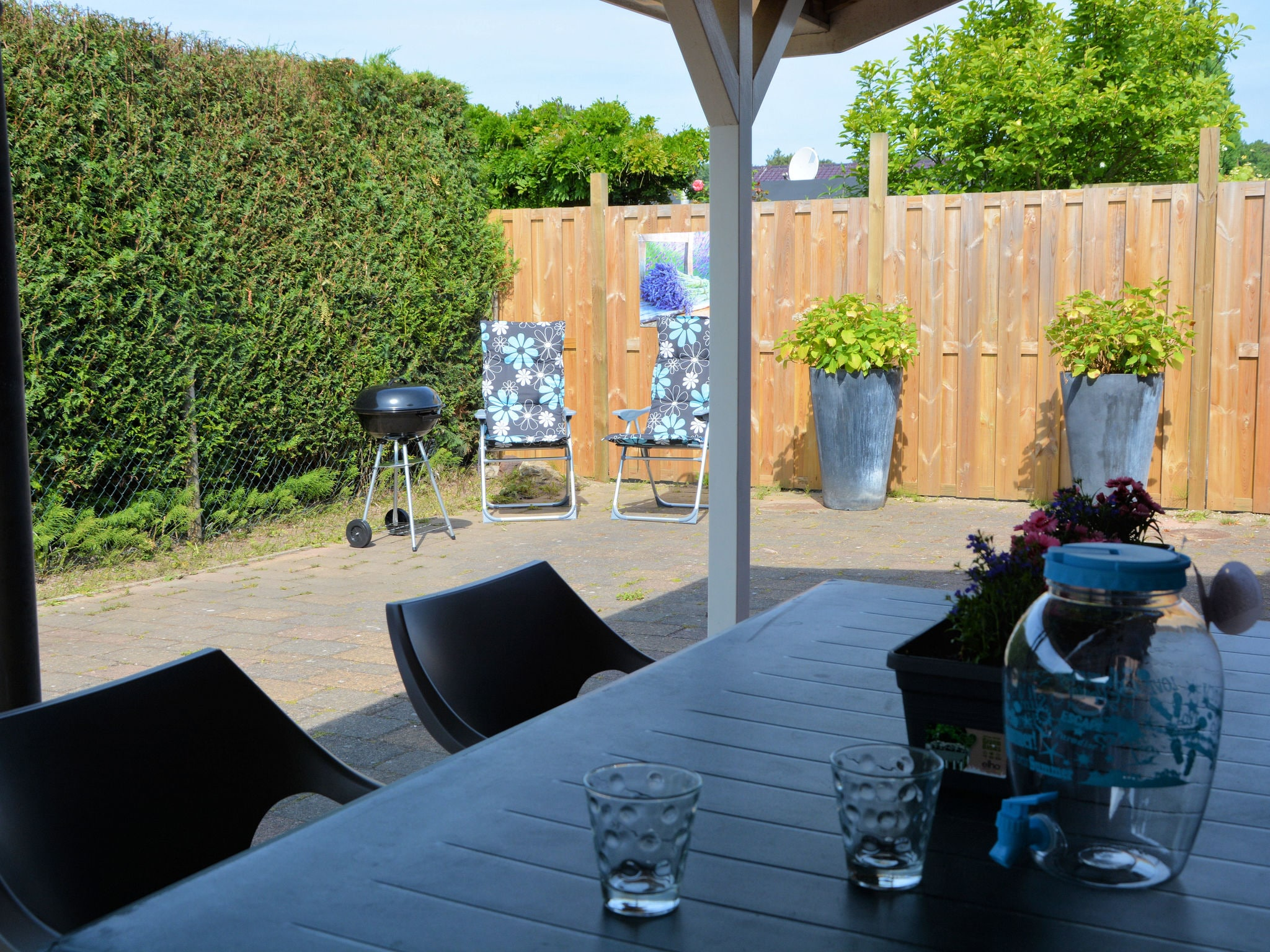 Holland | North Sea Coast South | Holiday home Leeuwenduin | all year | GardenSummer