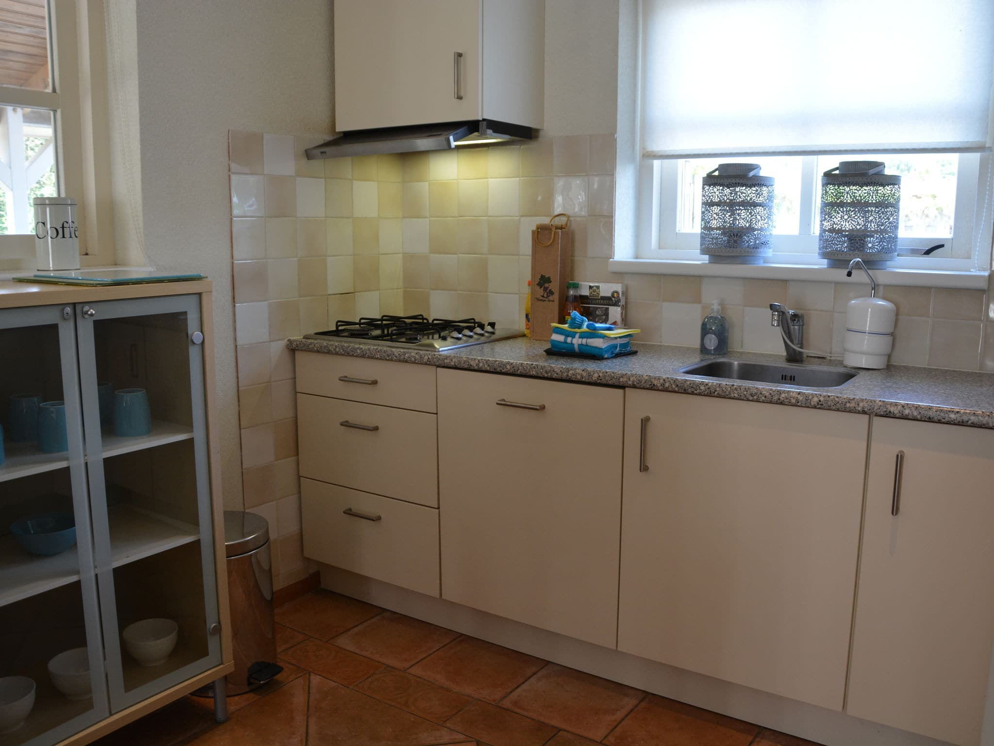 Holland | North Sea Coast South | Holiday home Leeuwenduin | all year | Kitchen