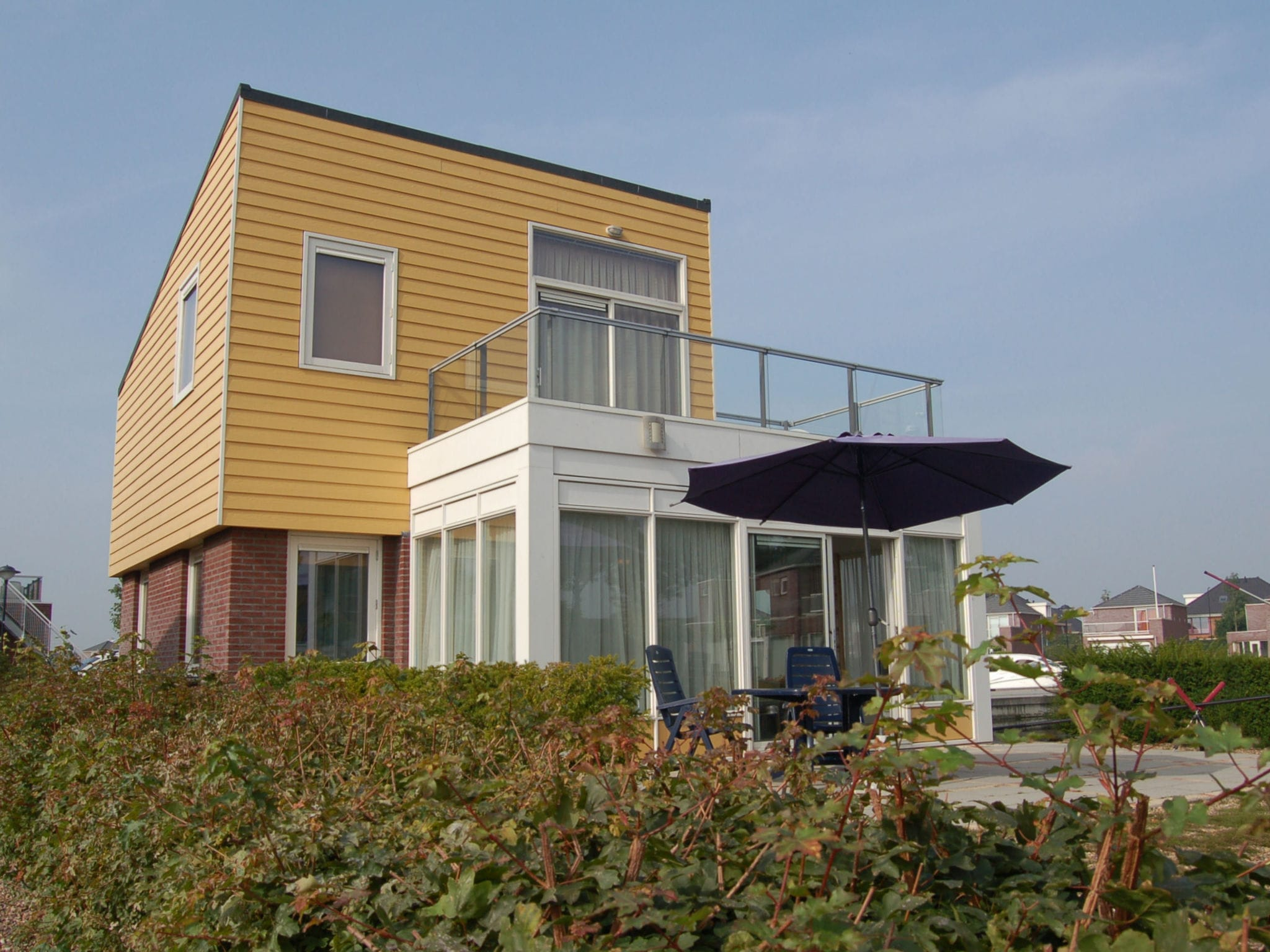 Holland | North Sea Coast South | Holiday home Clincker | all year | ExteriorSummer