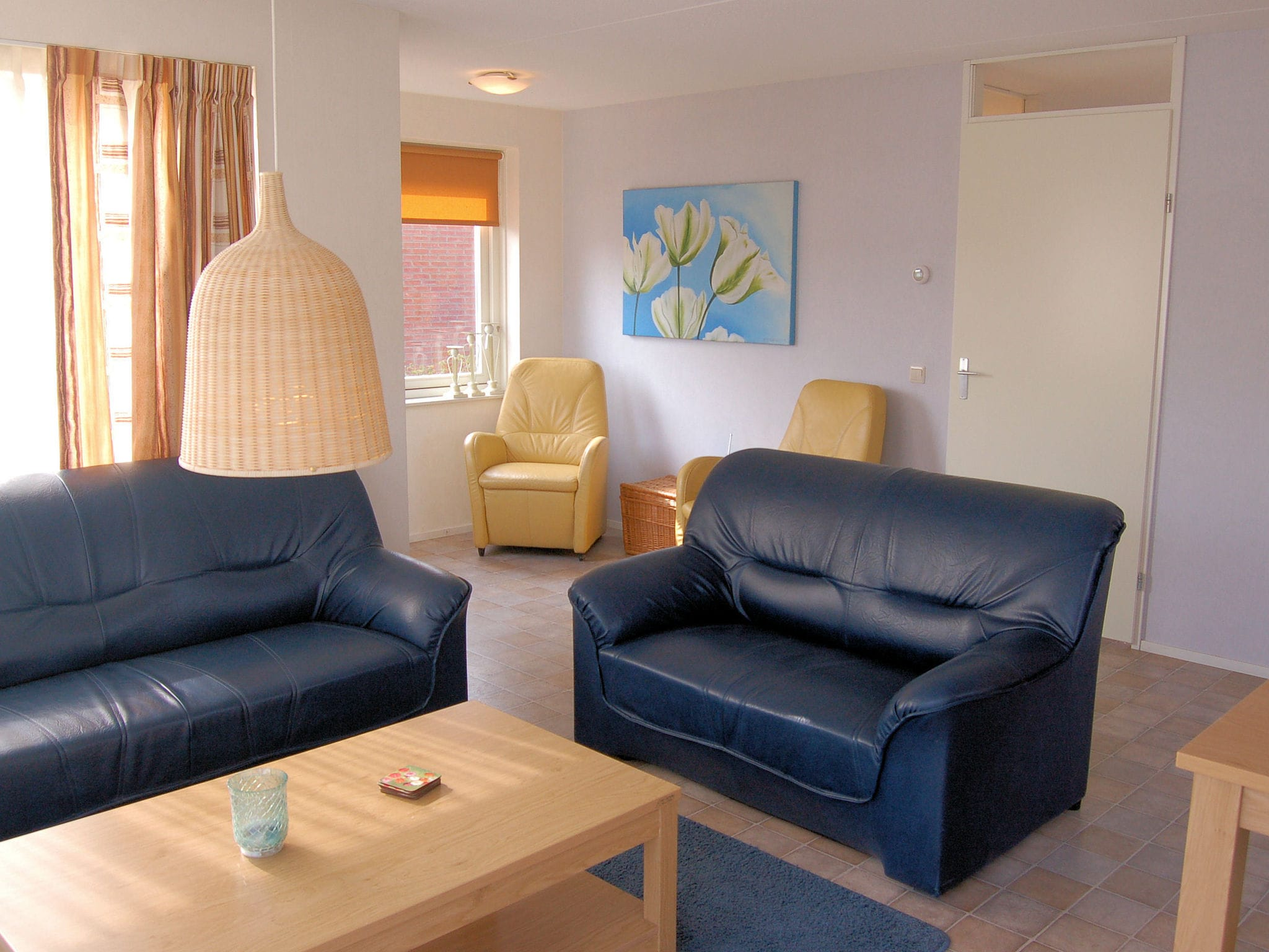 Holland | North Sea Coast South | Holiday home Clincker | all year | LivingRoom