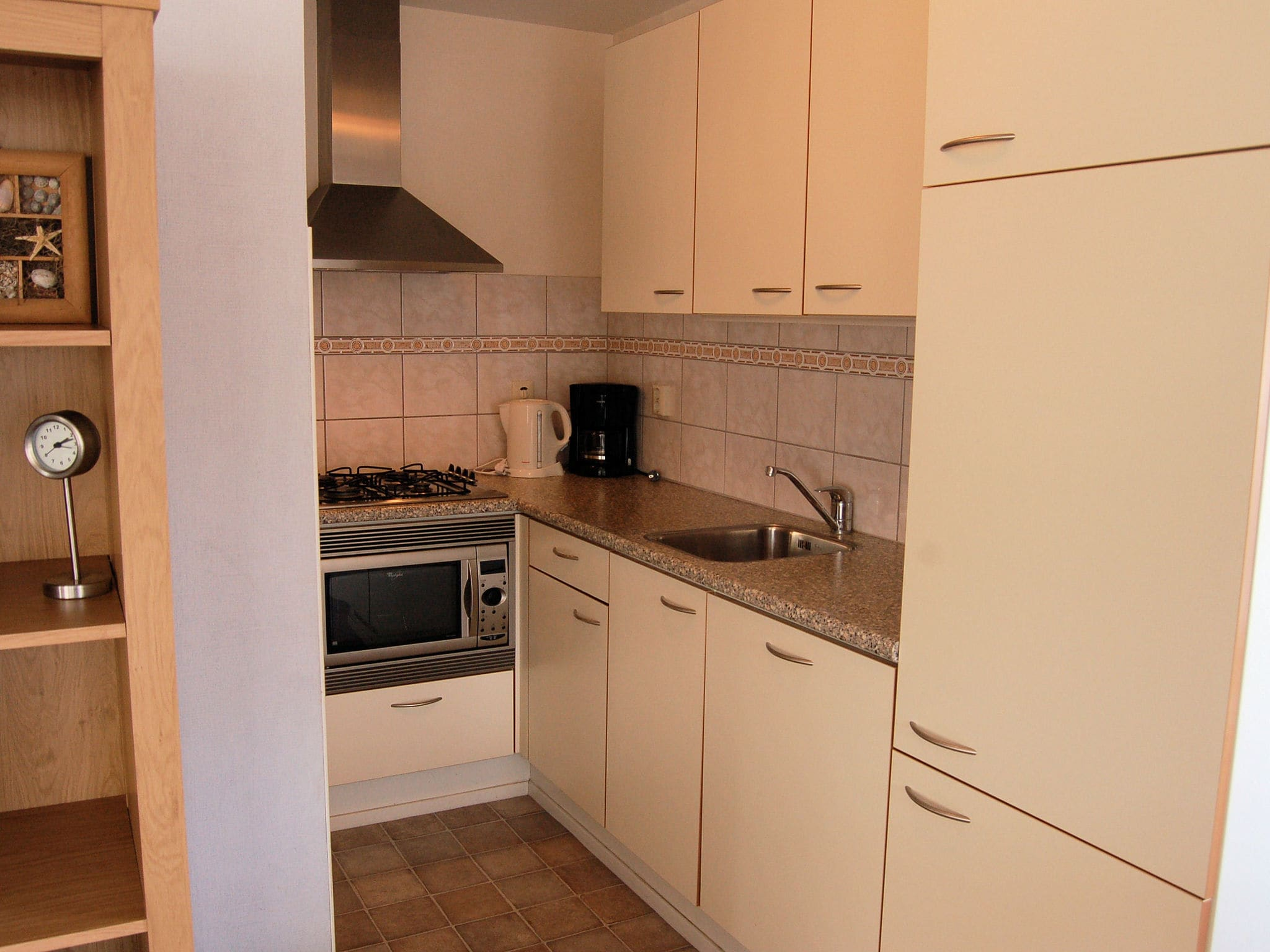 Holland | North Sea Coast South | Holiday home Clincker | all year | Kitchen