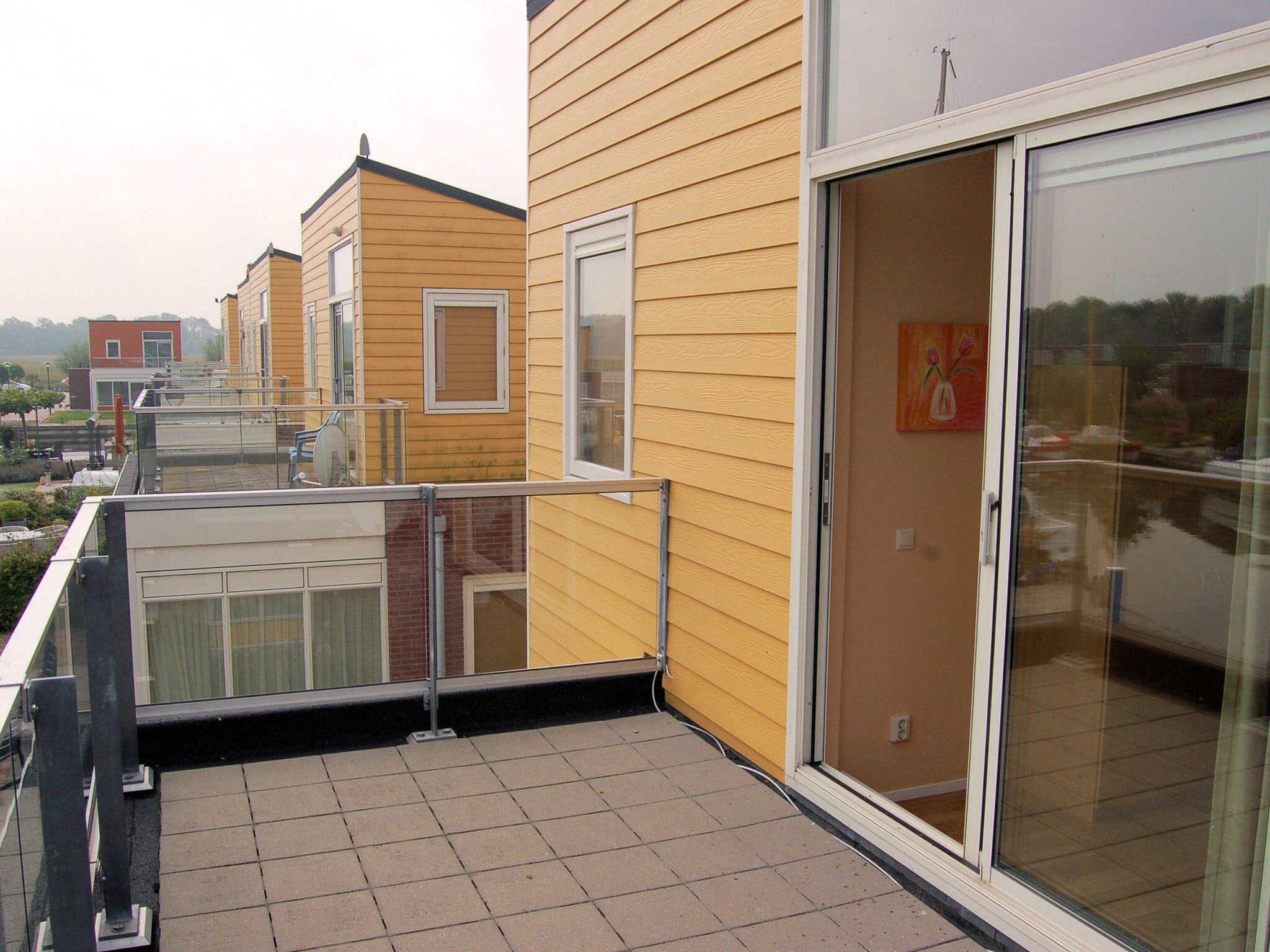 Holland | North Sea Coast South | Holiday home Clincker | all year | TerraceBalcony