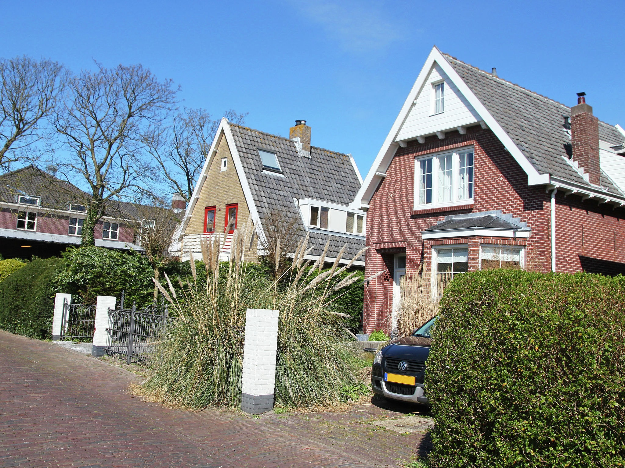 Holland | North Sea Coast North | Holiday home Villa Dhara I | all year | ExteriorSummer