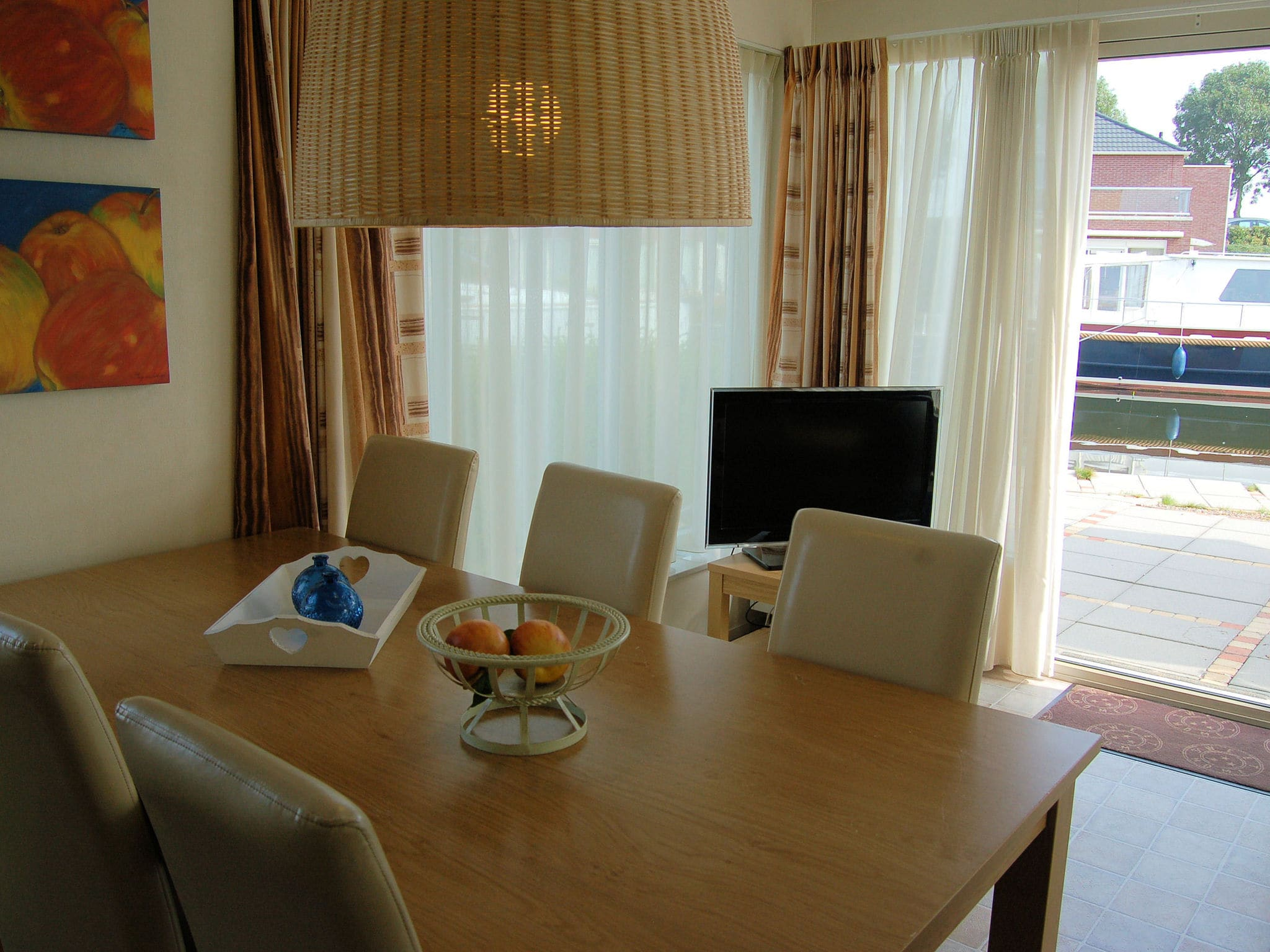 Holland | North Sea Coast South | Holiday home Volkerak | all year | DiningRoom