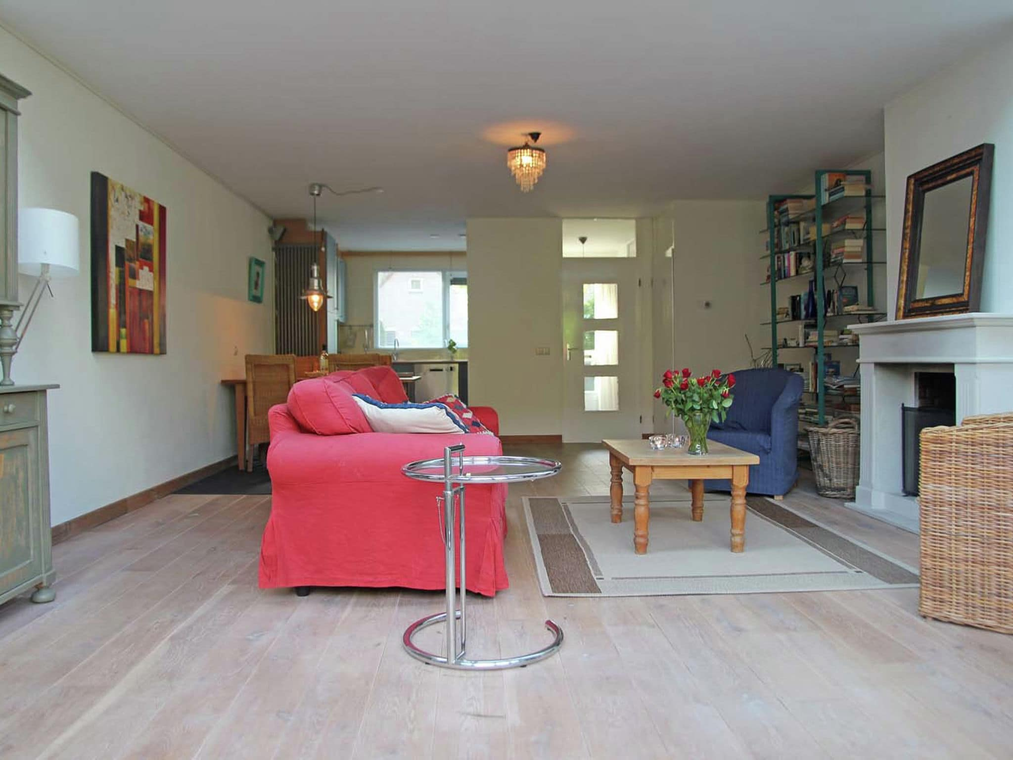 Holland | North Sea Coast North | Holiday home Haya | all year | LivingRoom