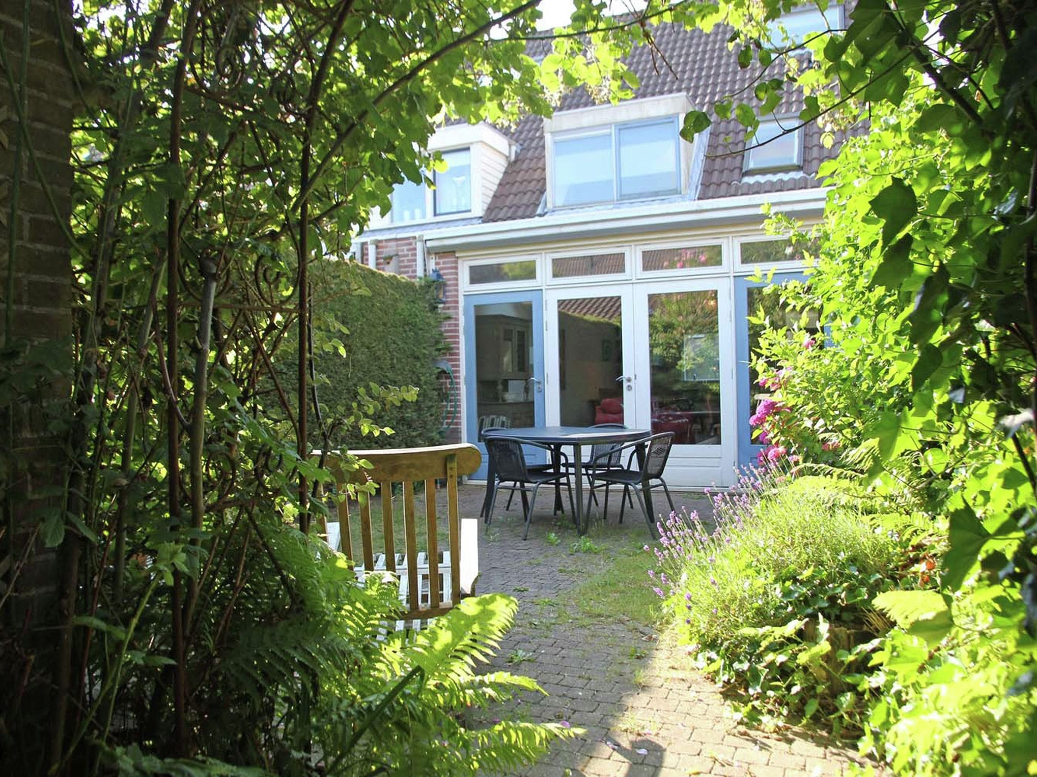 Holland | North Sea Coast North | Holiday home Haya | all year | TerraceBalcony
