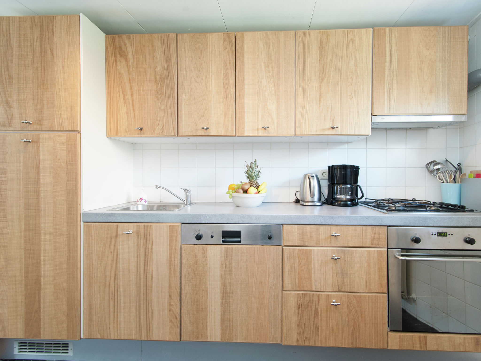 Holland | North Sea Coast North | Holiday home Aan de Dijk | all year | Kitchen