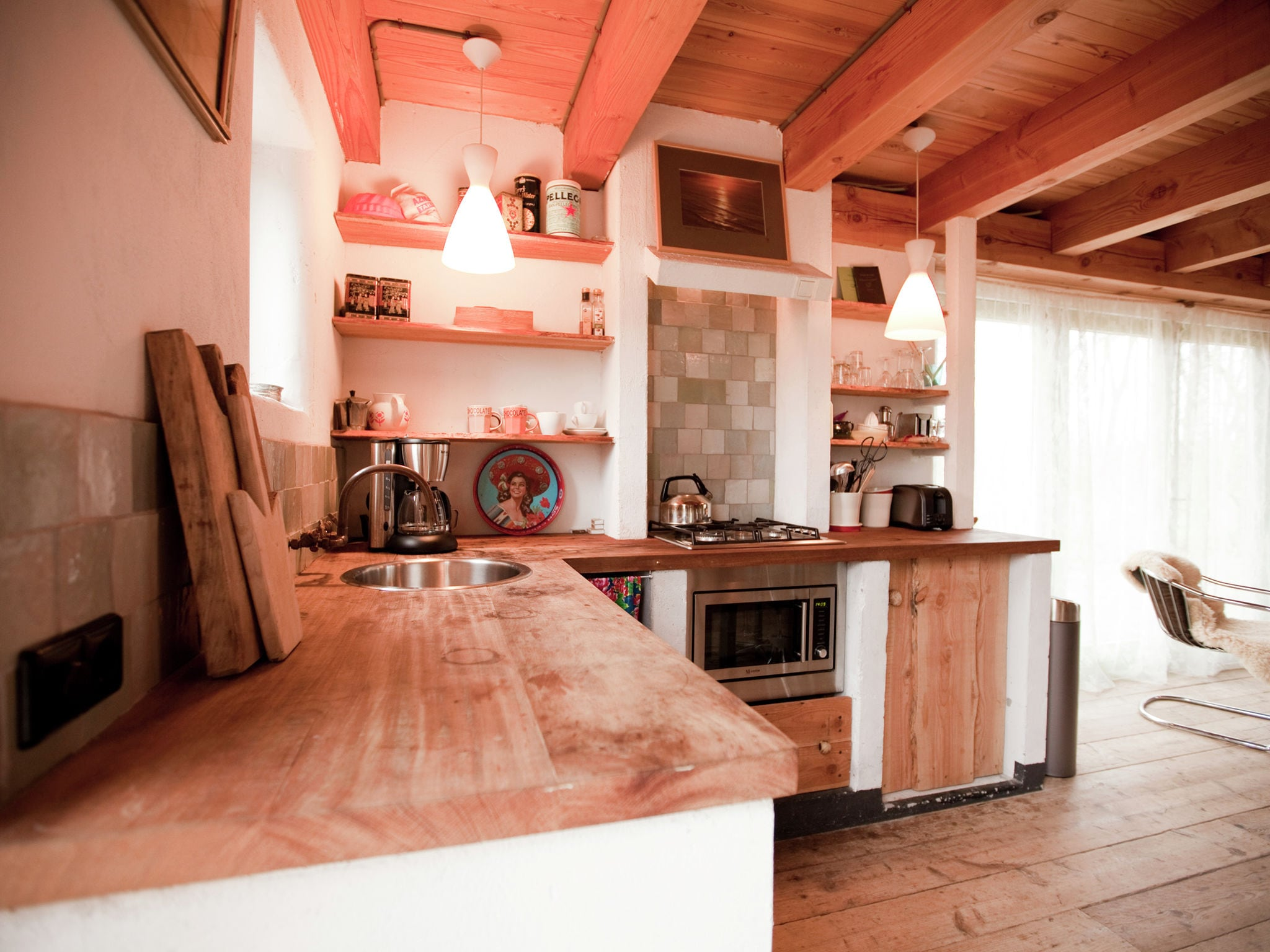 Holland | North Sea Coast North | Holiday home De Schone Leij | all year | Kitchen