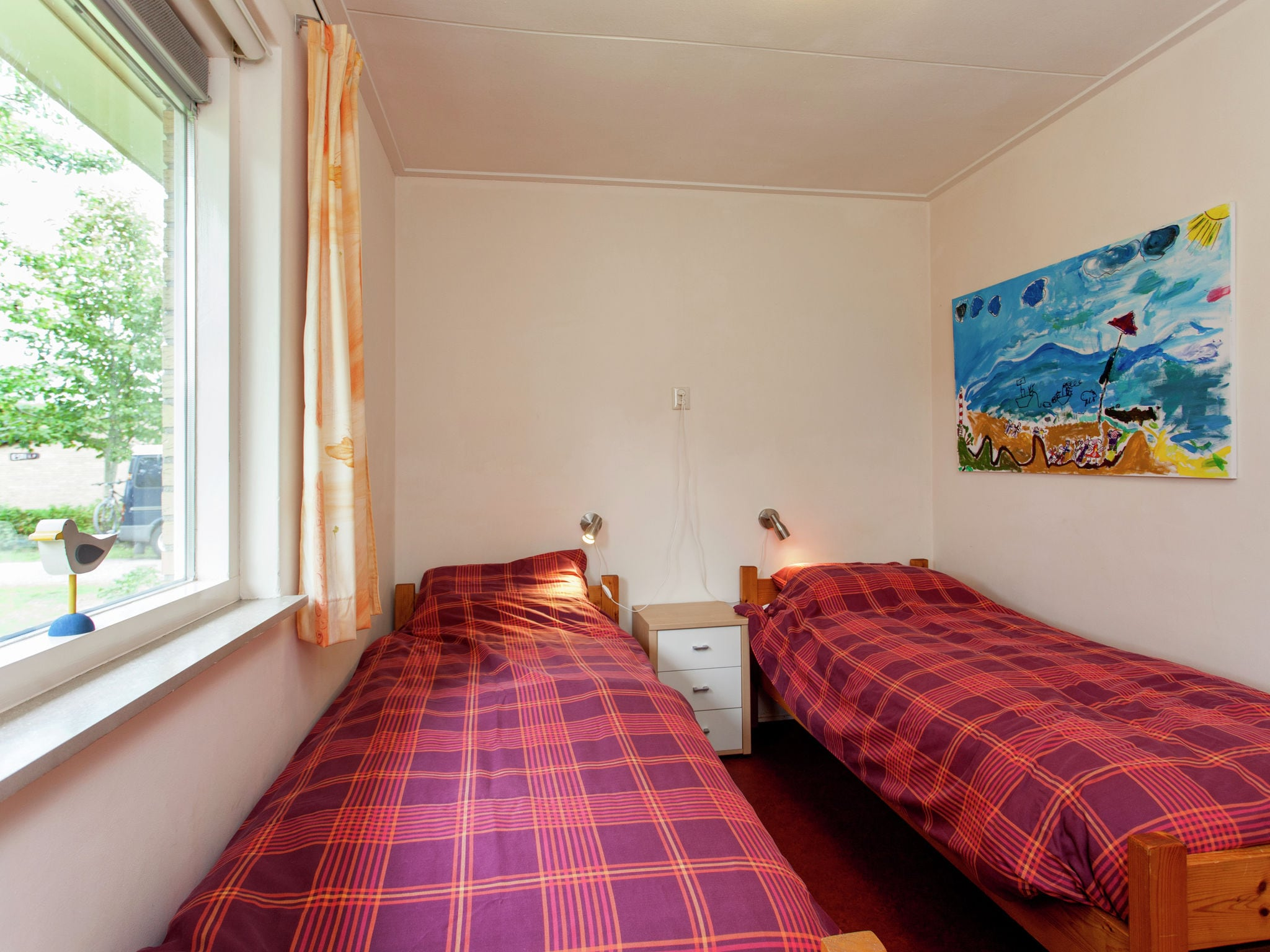 Holland | Wad Islands | Holiday home La Gaviota | all year | BedRoom