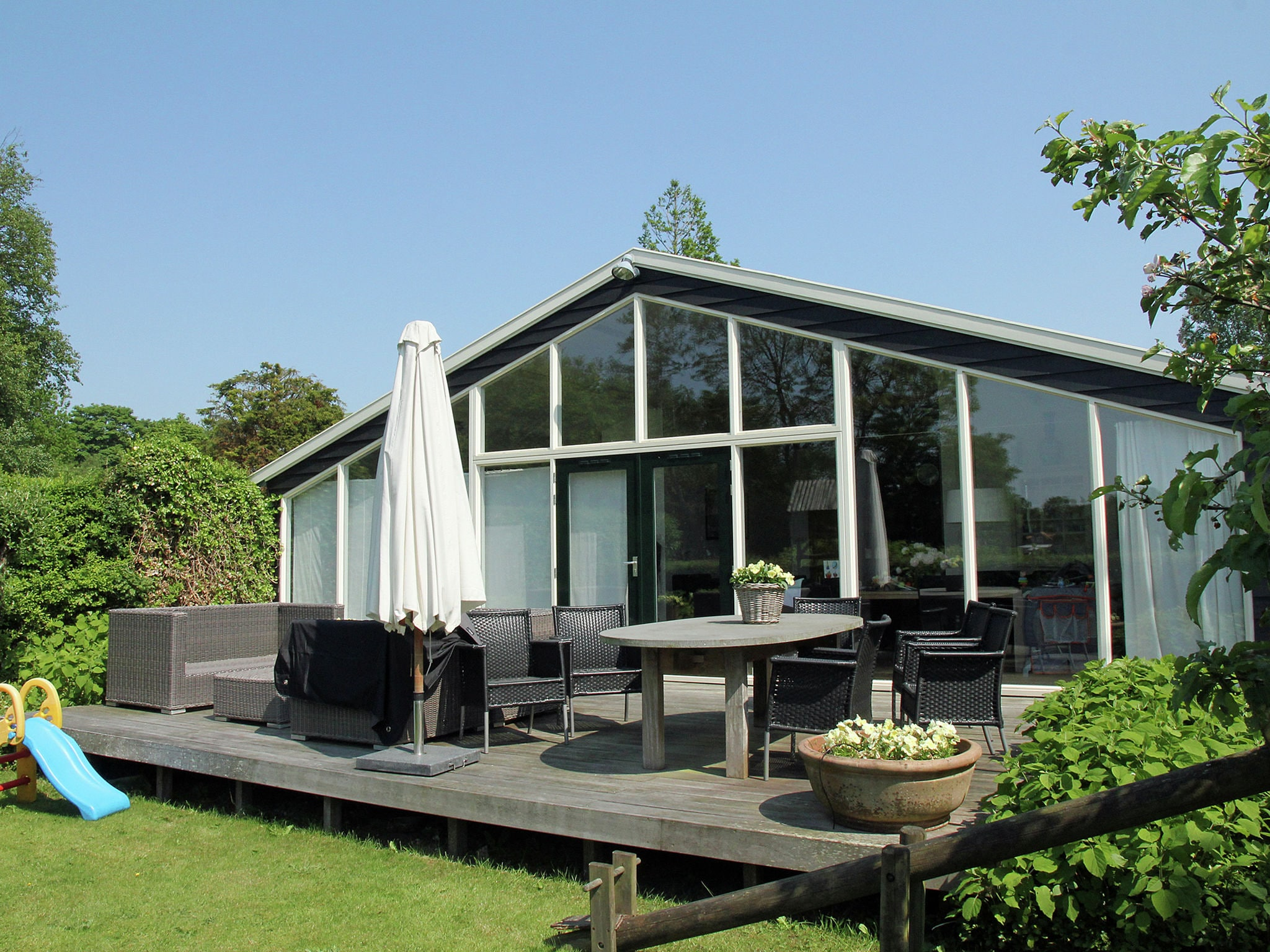 Holland | North Sea Coast North | Holiday home Spa House | all year | ExteriorSummer
