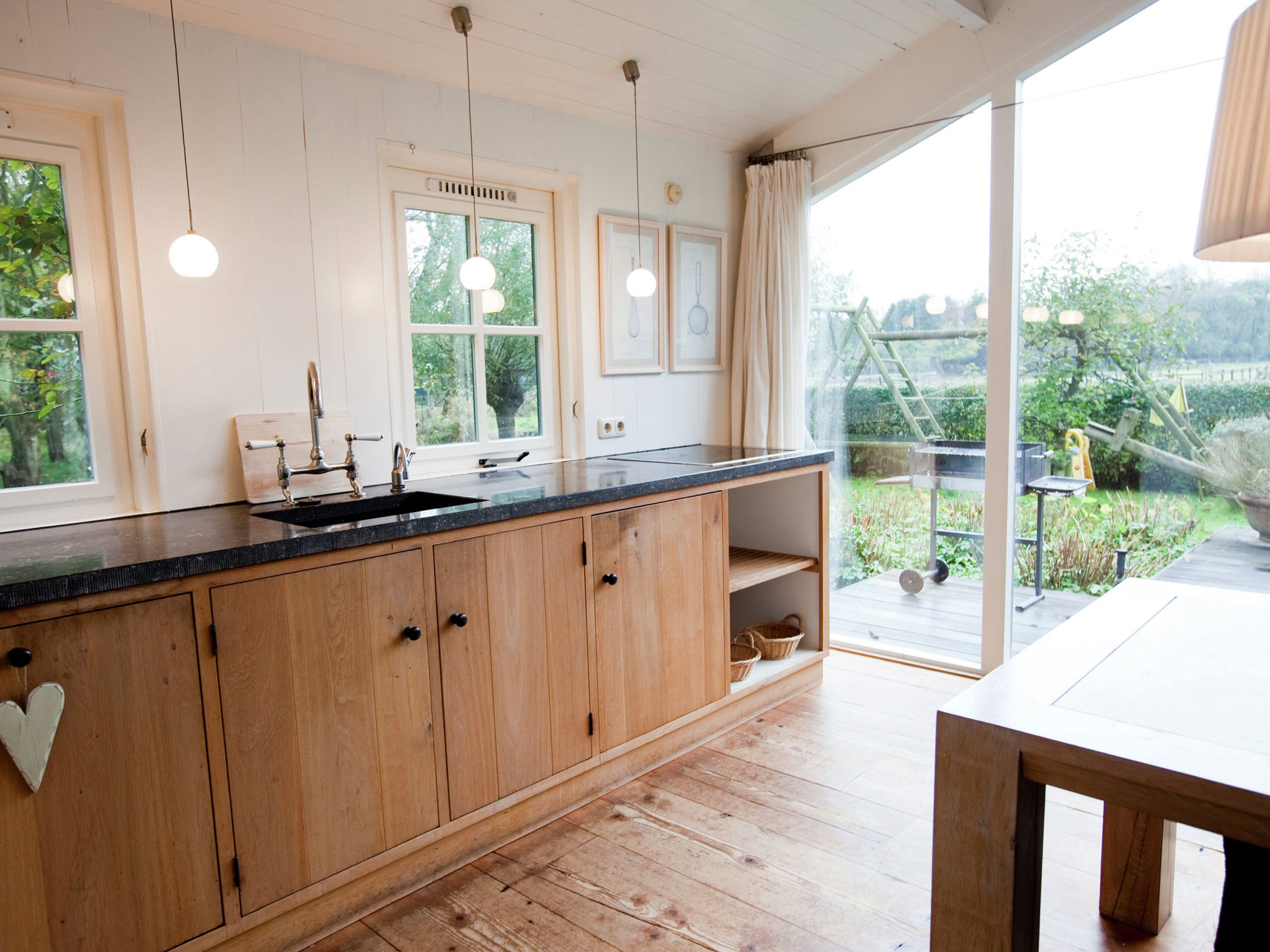Holland | North Sea Coast North | Holiday home Spa House | all year | Kitchen