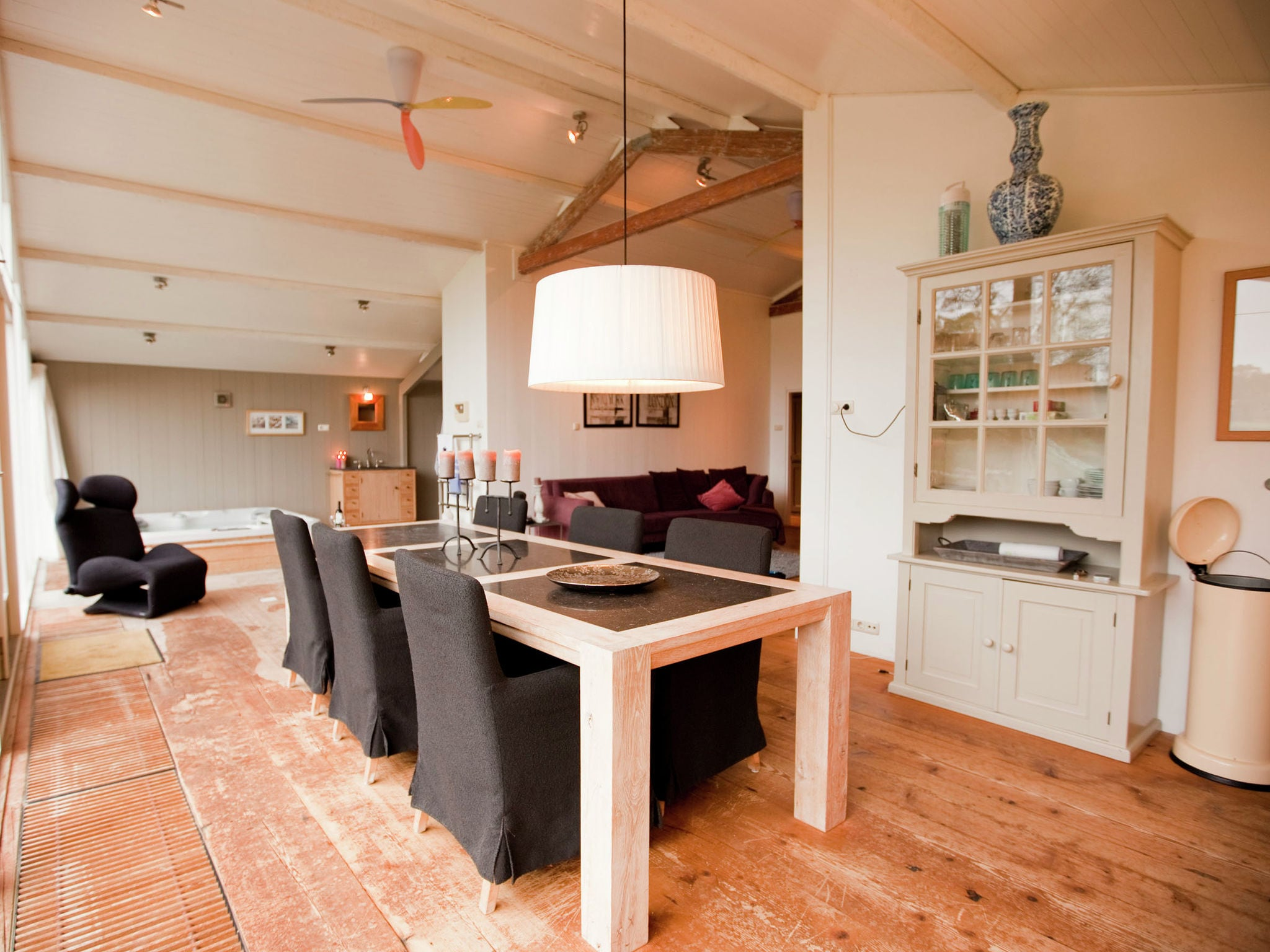Holland | North Sea Coast North | Holiday home Spa House | all year | DiningRoom