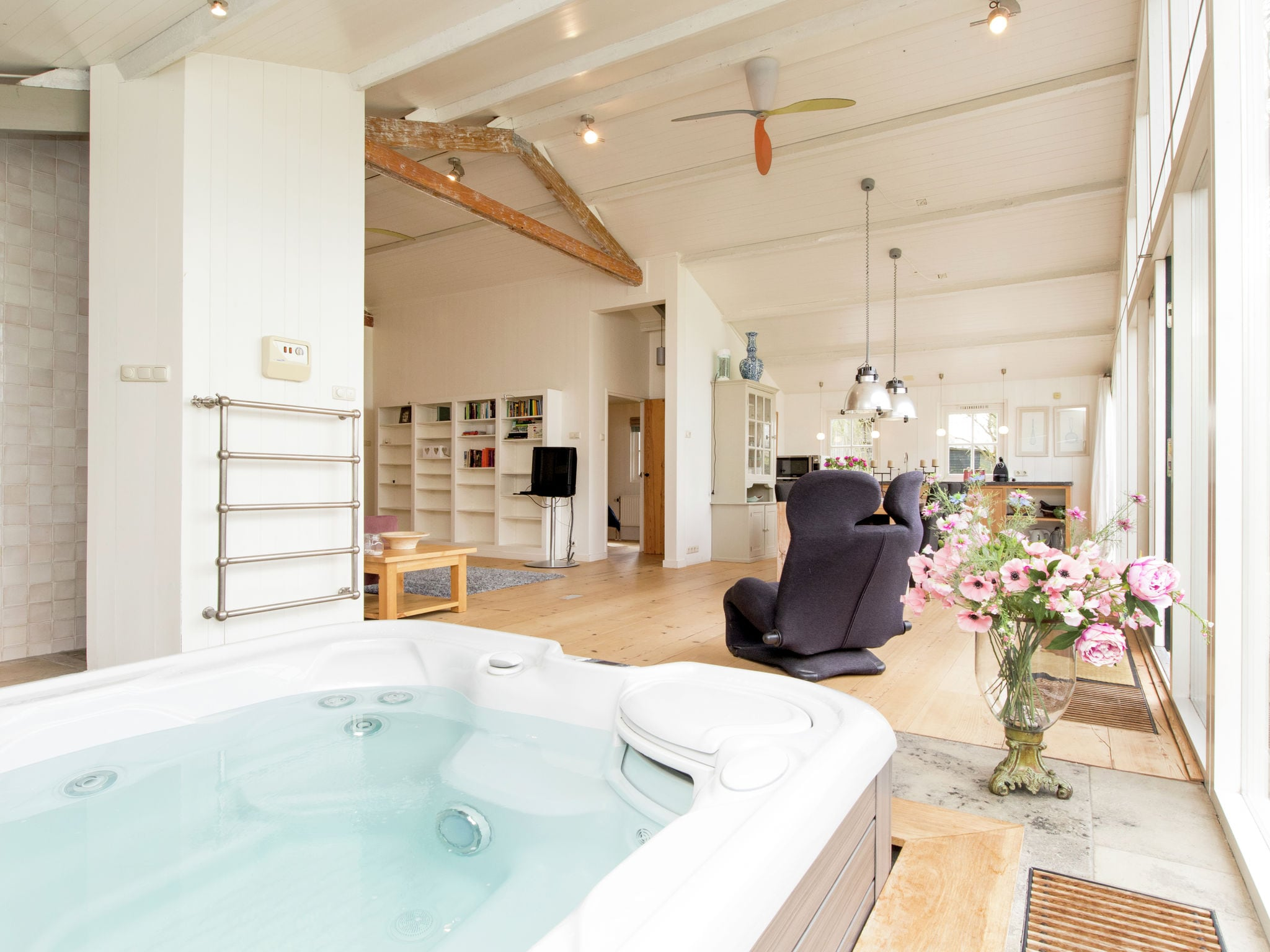 Holland | North Sea Coast North | Holiday home Spa House | all year | Wellness