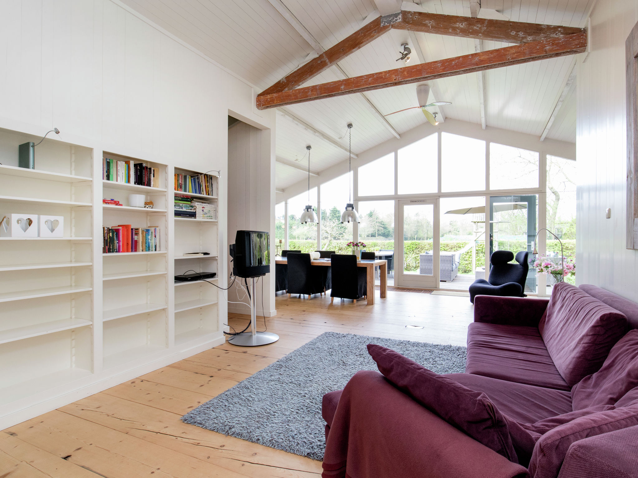 Holland | North Sea Coast North | Holiday home Spa House | all year | LivingRoom