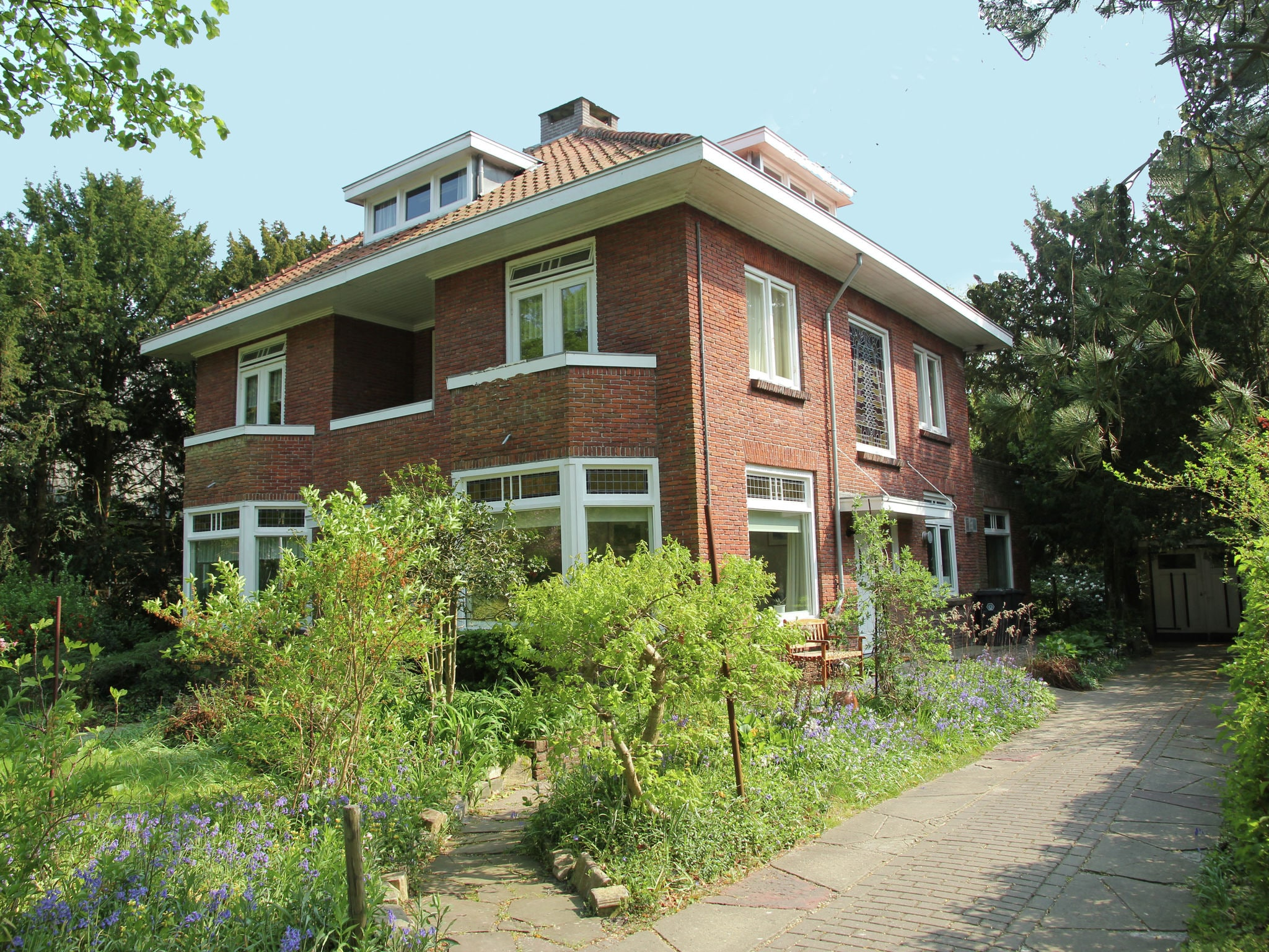 Holland | North Sea Coast North | Holiday home Reenenpark | Holidays | ExteriorSummer