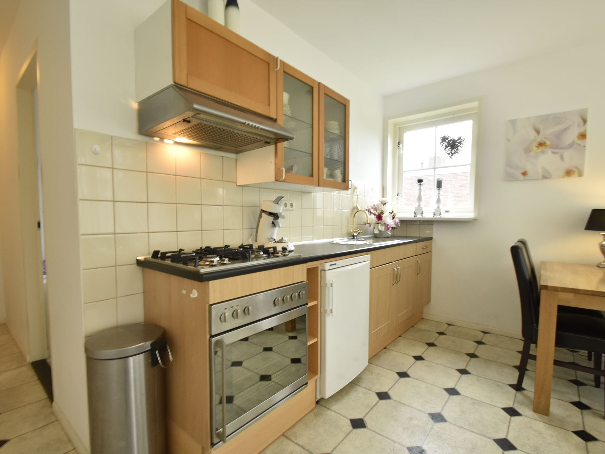 Holland | North Sea Coast North | Holiday home Wielewaal | all year | Kitchen