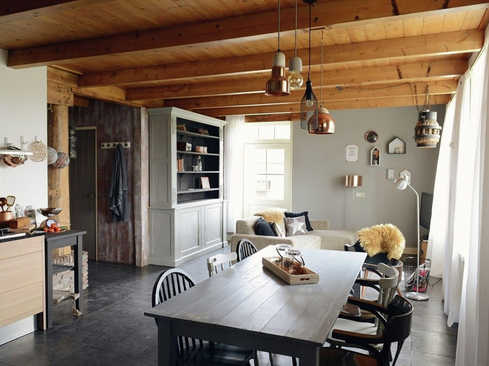 Holland | North Sea Coast North | Holiday home De Vossehoeck I | all year | DiningRoom